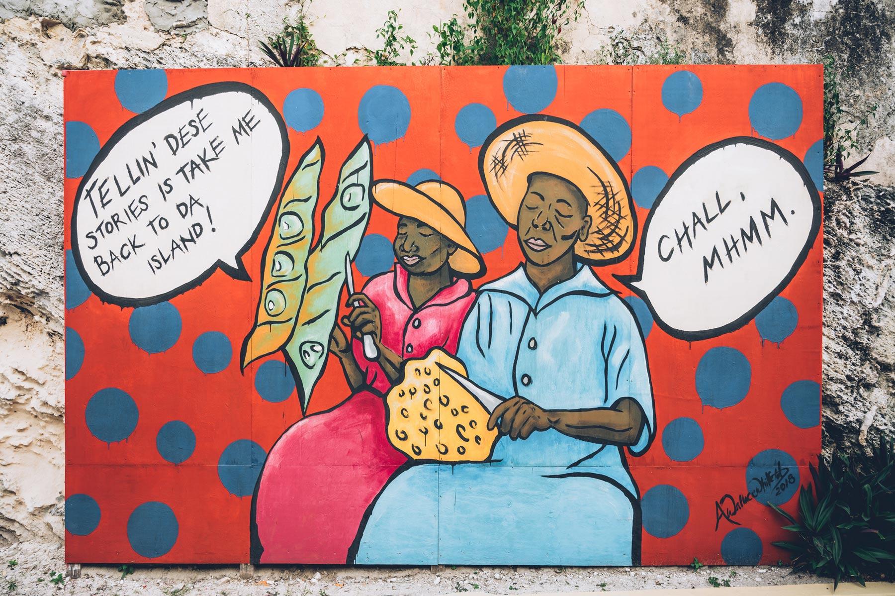 Street Art Bahamas, Nassau