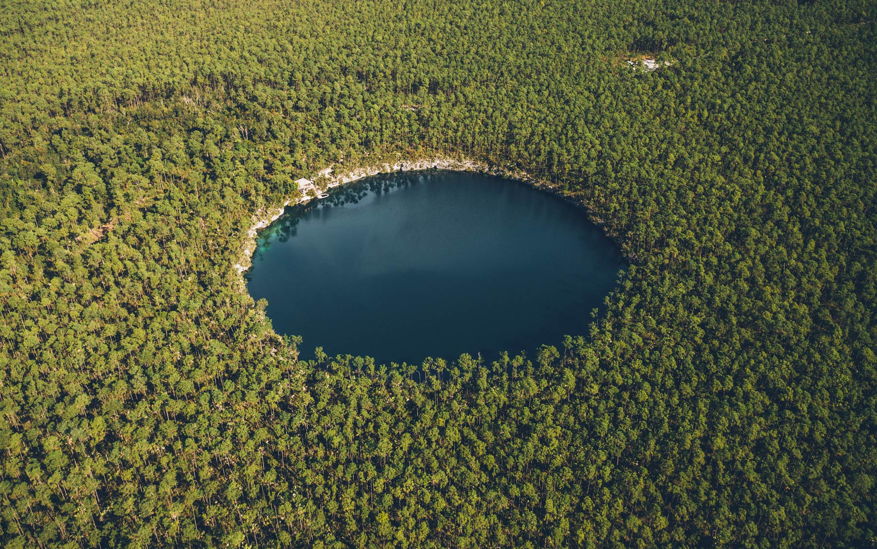 Captain bill's Blue Hole, Andros