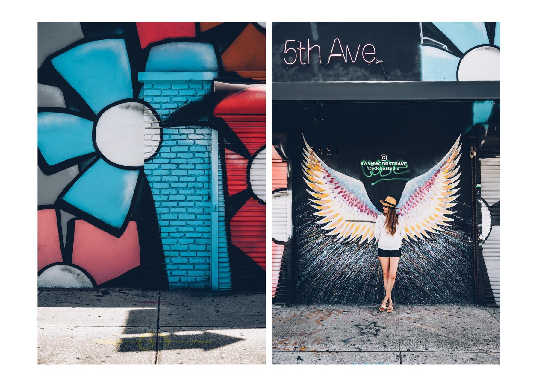 Ailes d'Ange, Miami