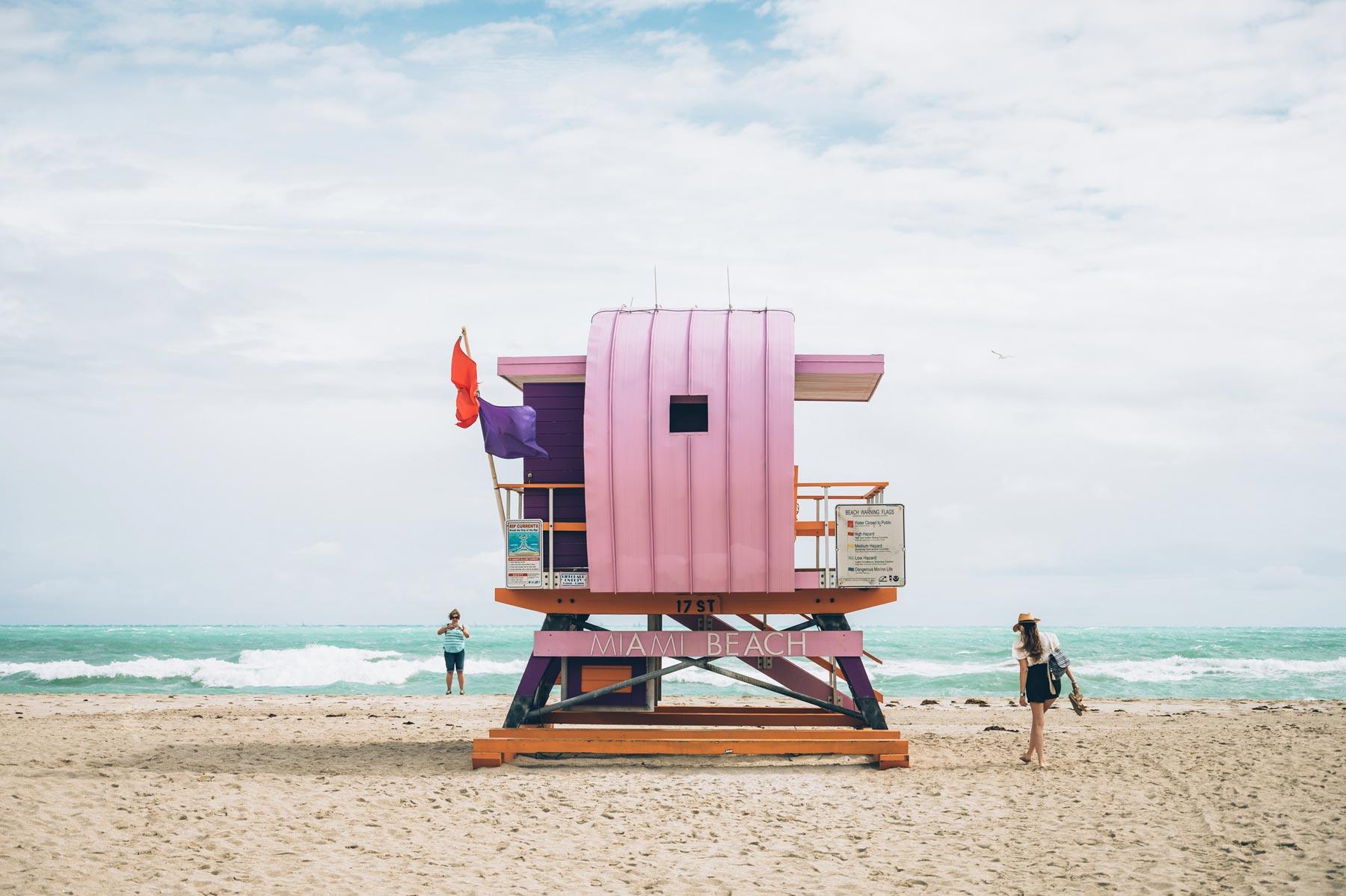 Cabane Miami Beach