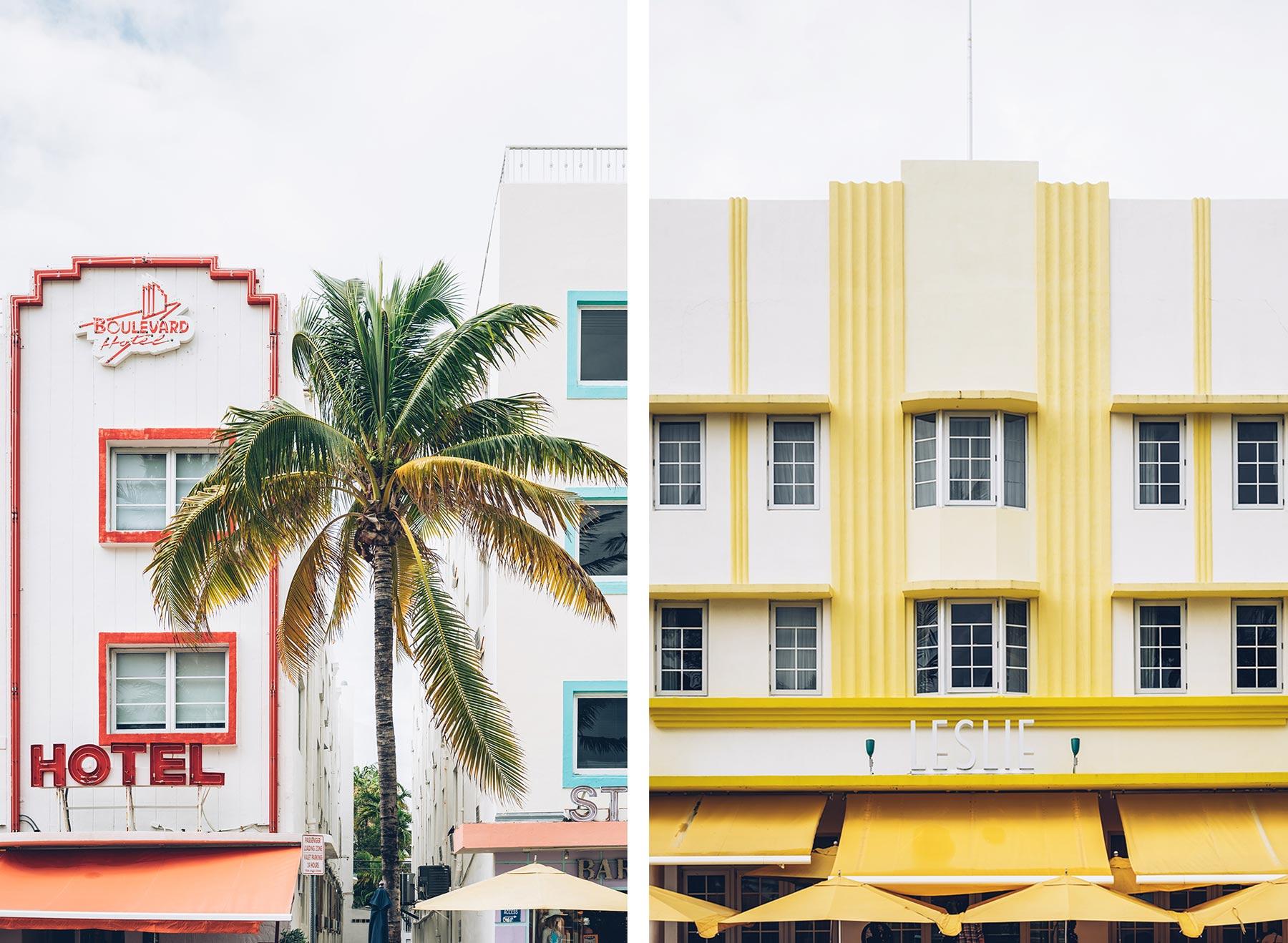 Ocean Drive Miami, Blog