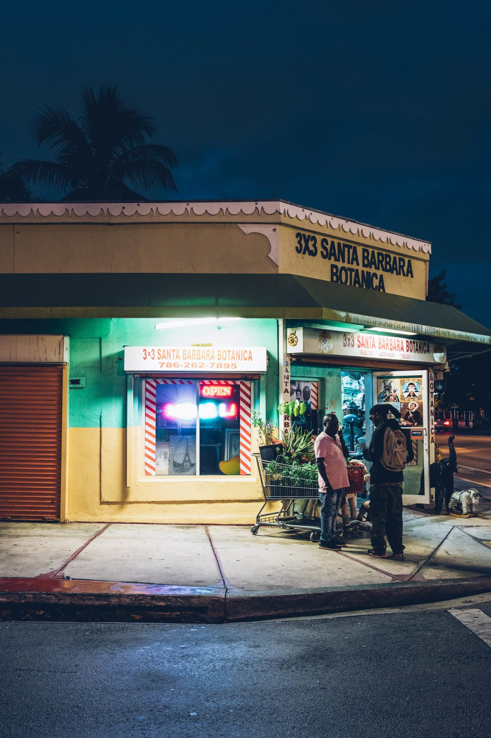 Little Haiti, Miami, Botanica