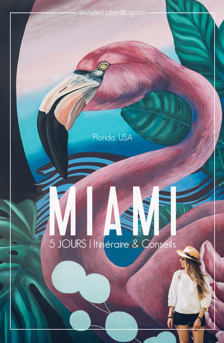 Miami, Bestjobers Blog Voyage