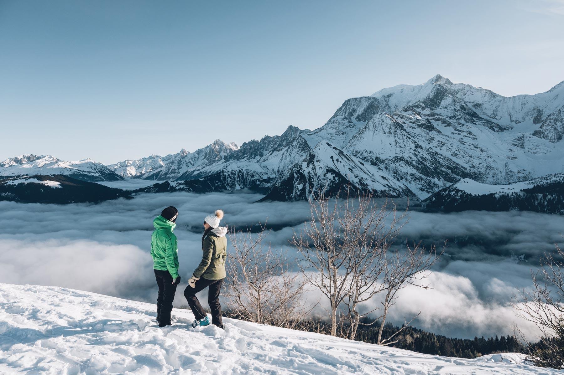 St Gervais Mont Blanc