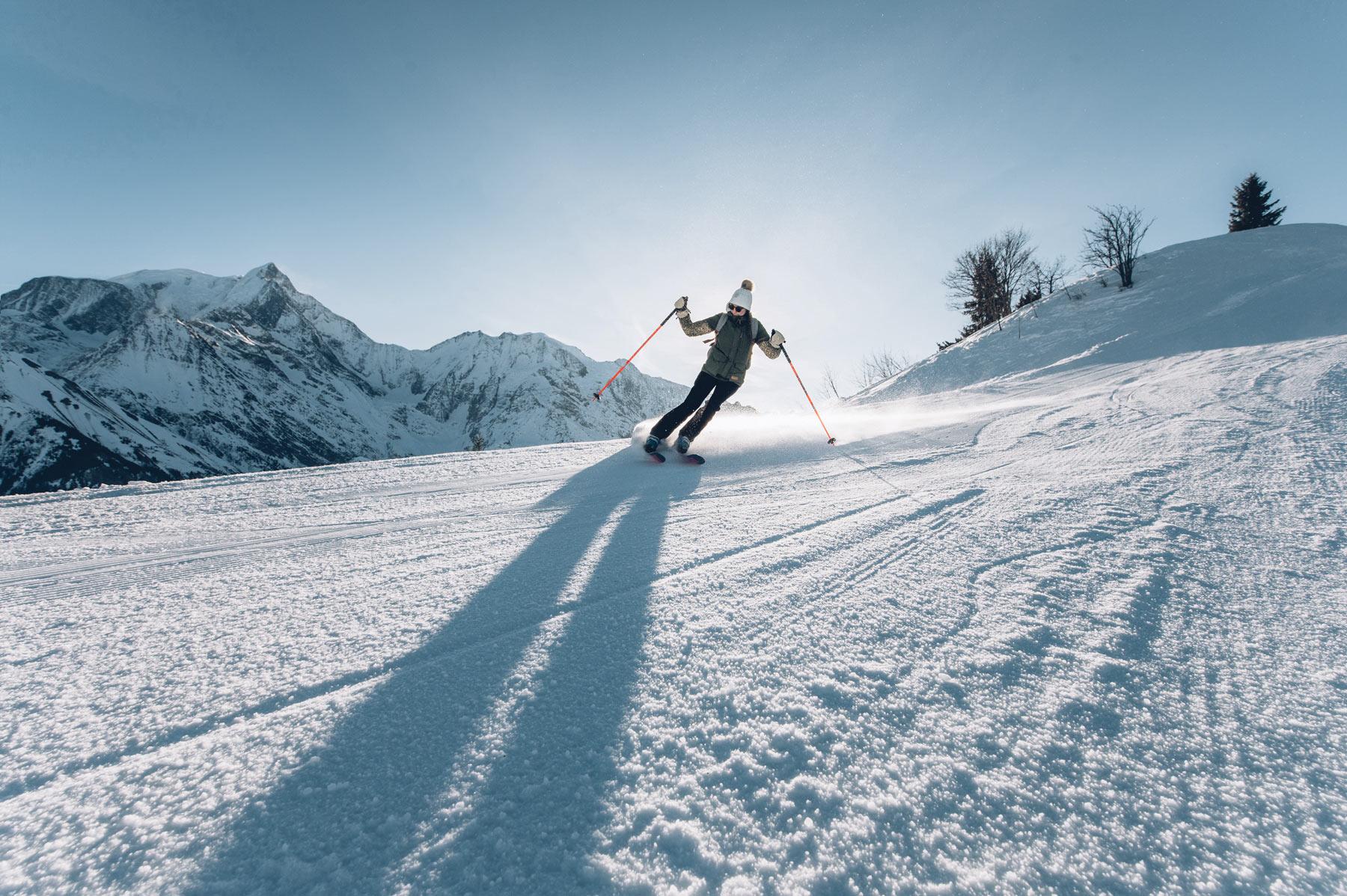 Ski Resort: St Gervais