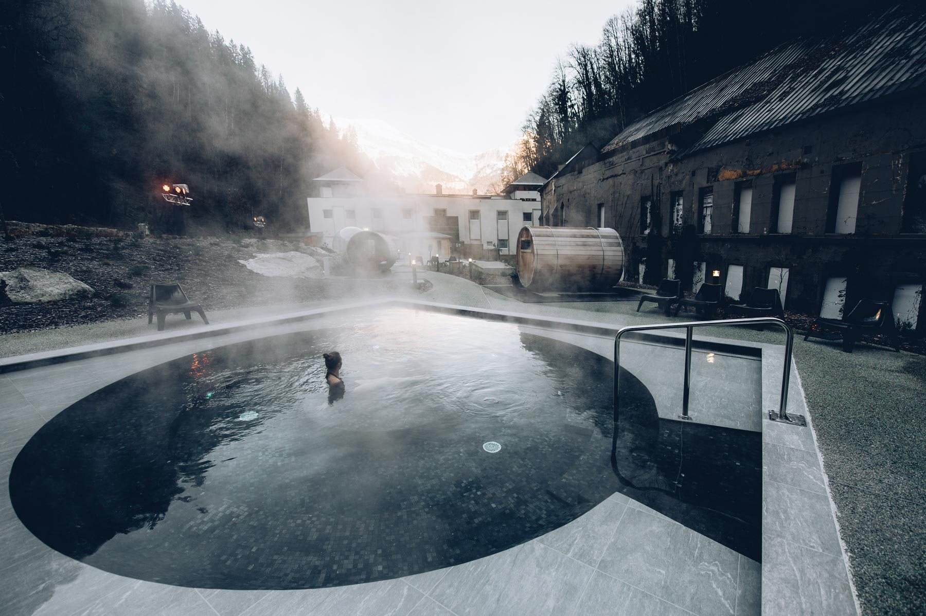 Spa Thermal St Gervais