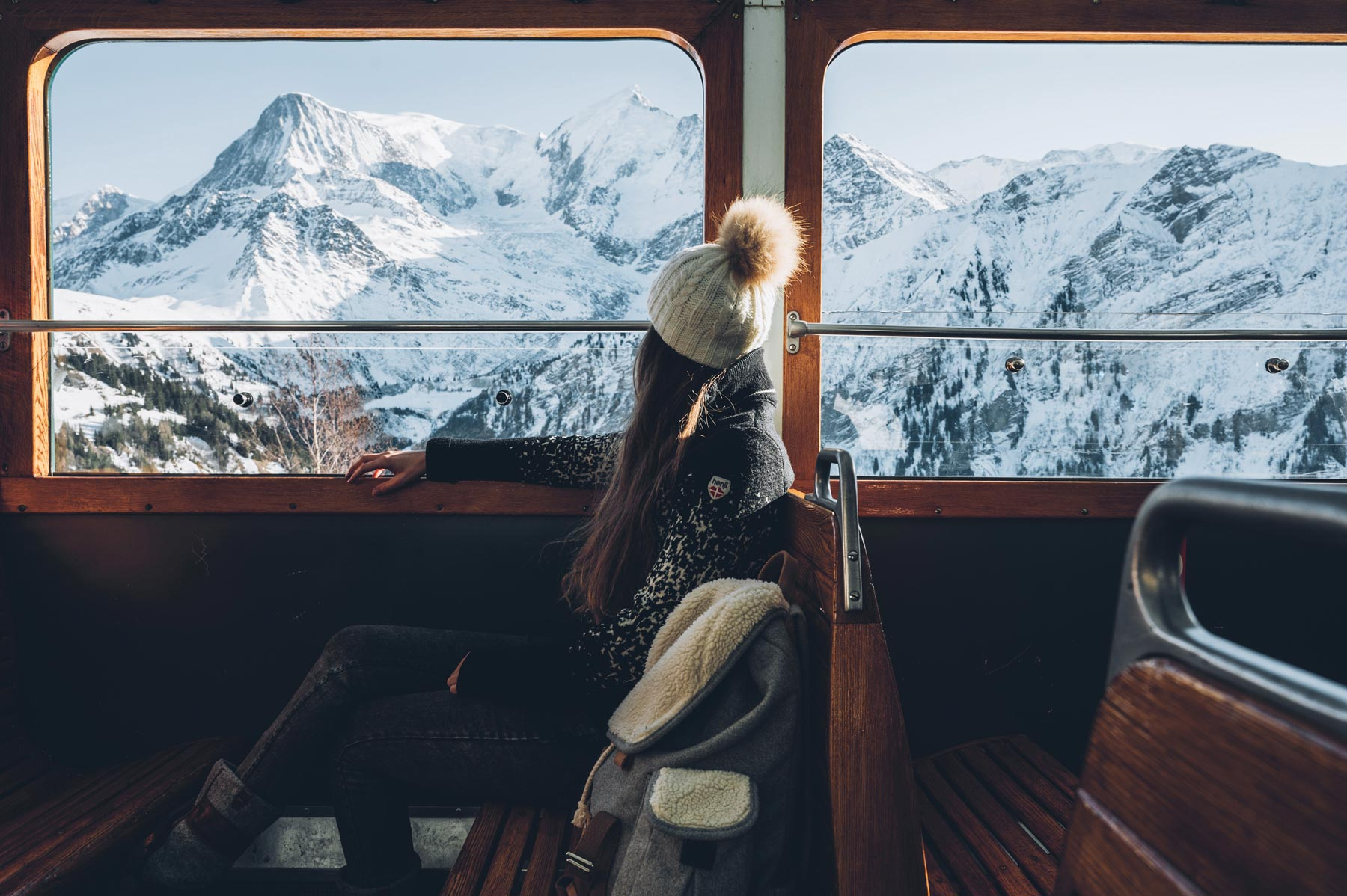 Tramway Mont Blanc, bestjobers