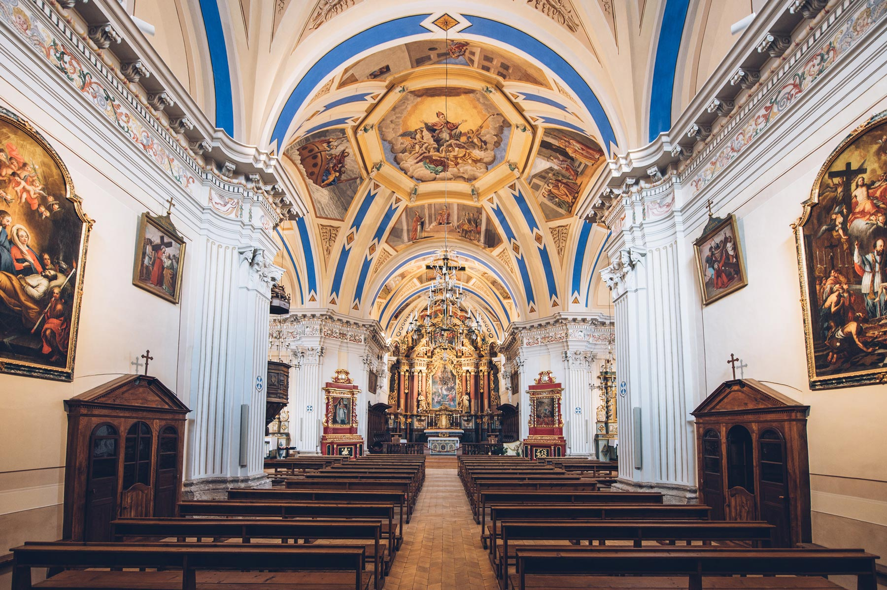 Eglise St Nicolas de Veroce