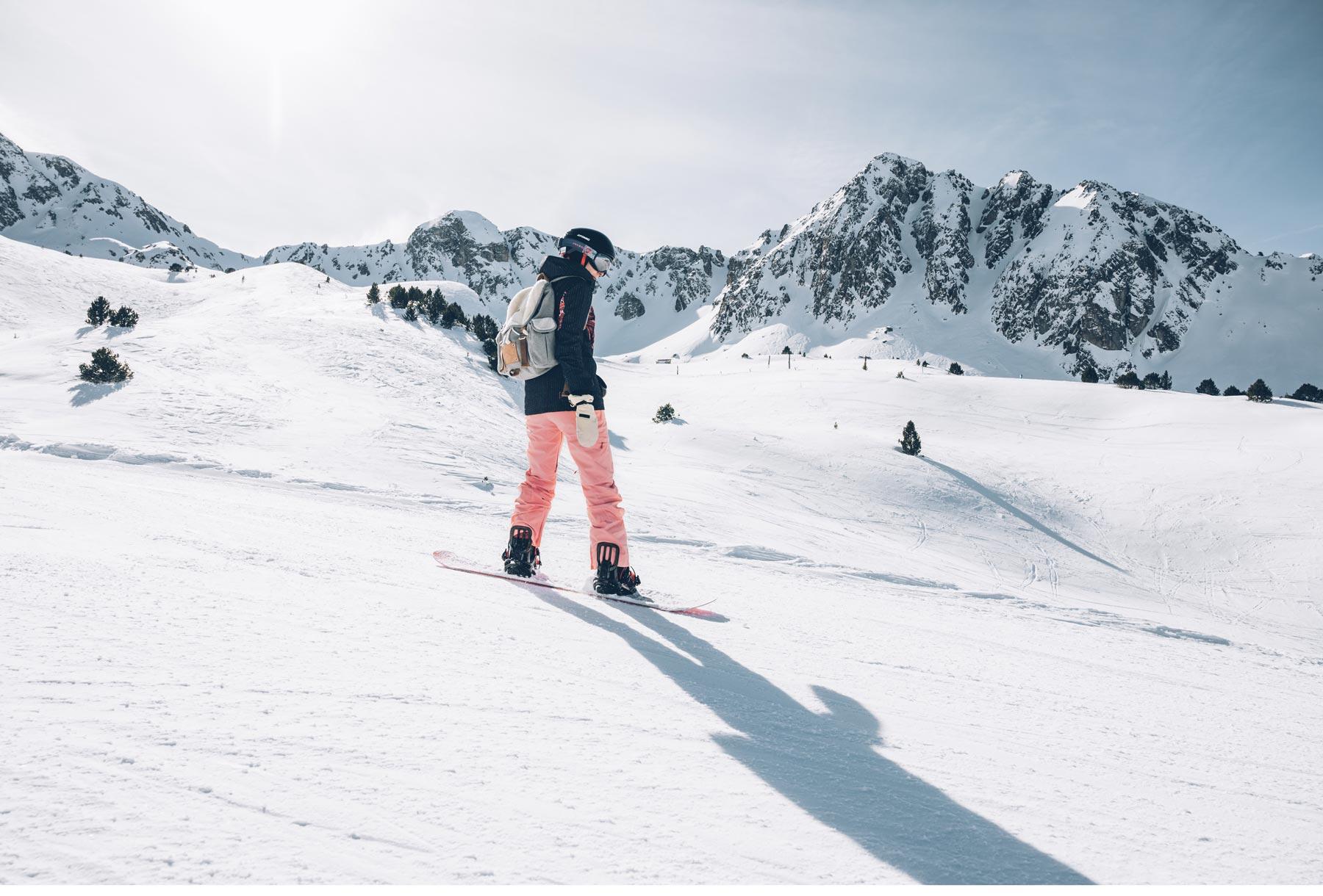 Snowboard Andorre, Bestjobers