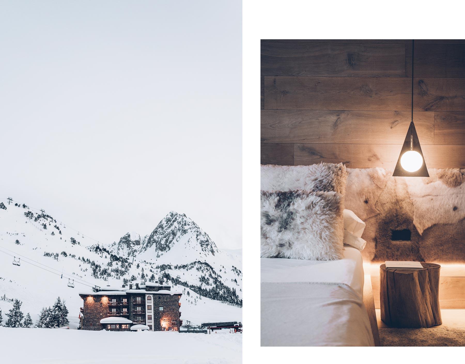 Boutique hotel Andorre: Grau Roig