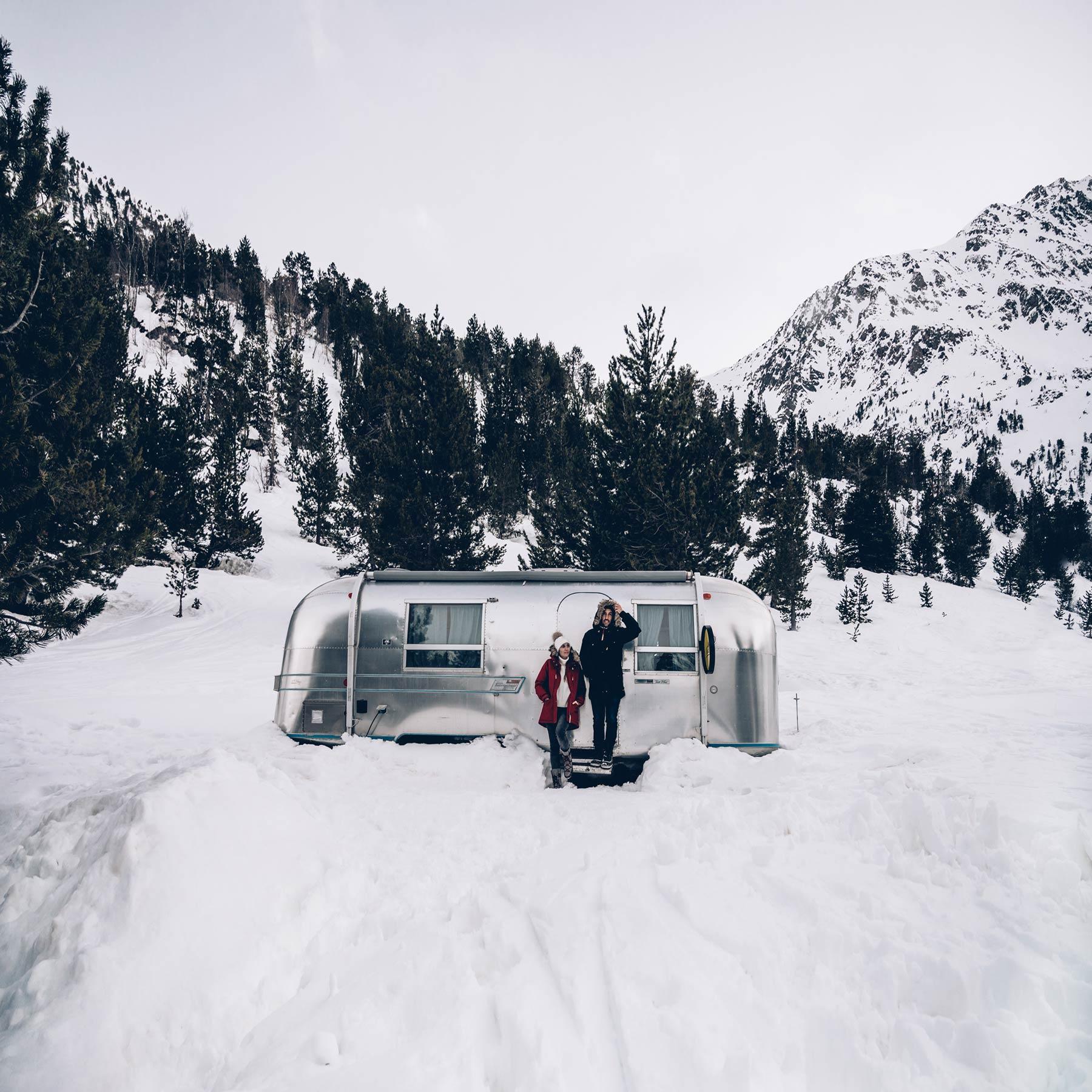 Airstream Andorre, Bestjobers