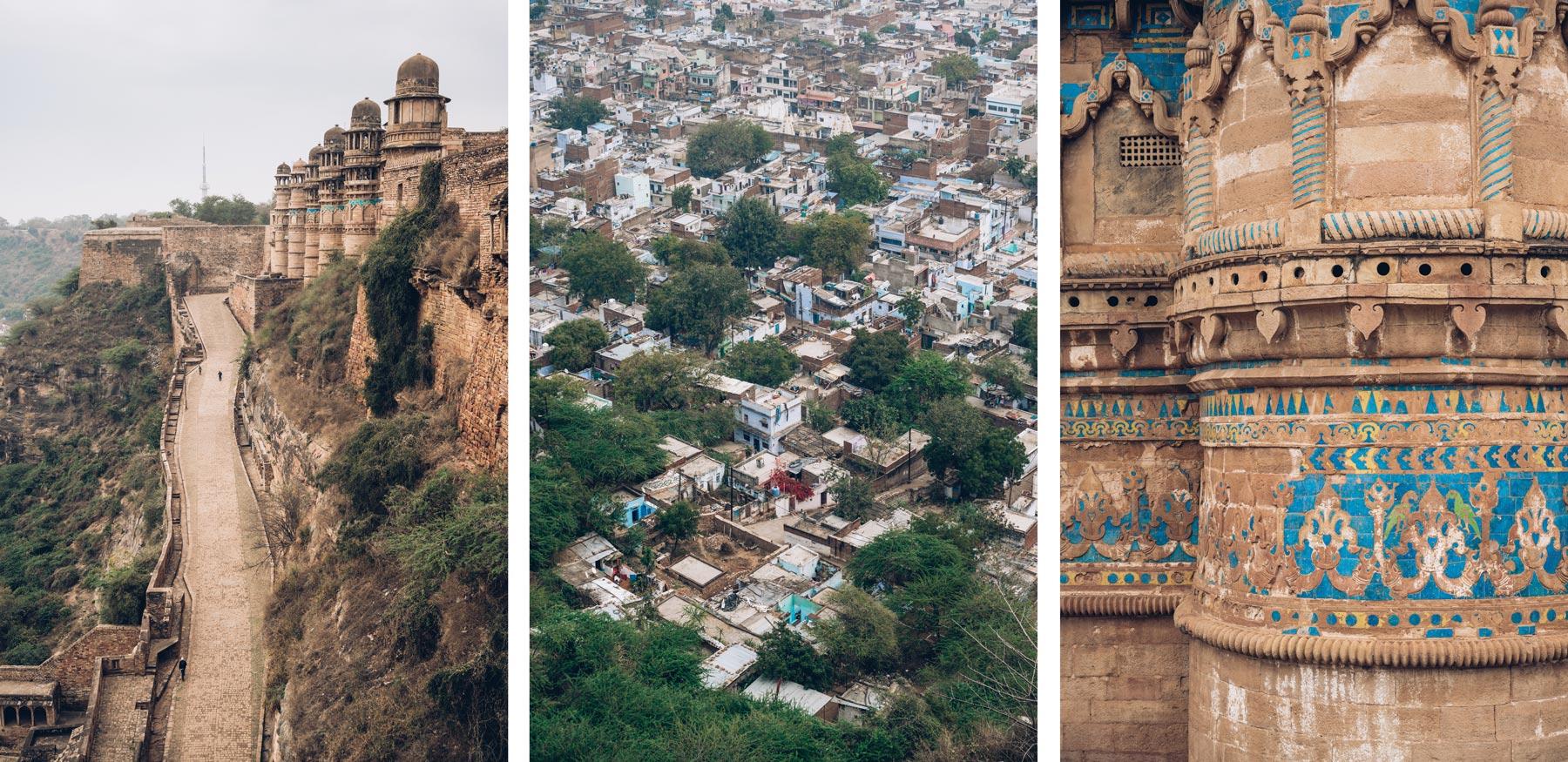 Gwalior, Blog Voyage
