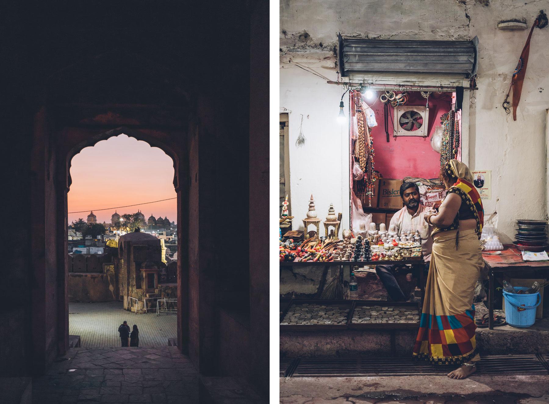Orchha, Inde, Blog Voyage