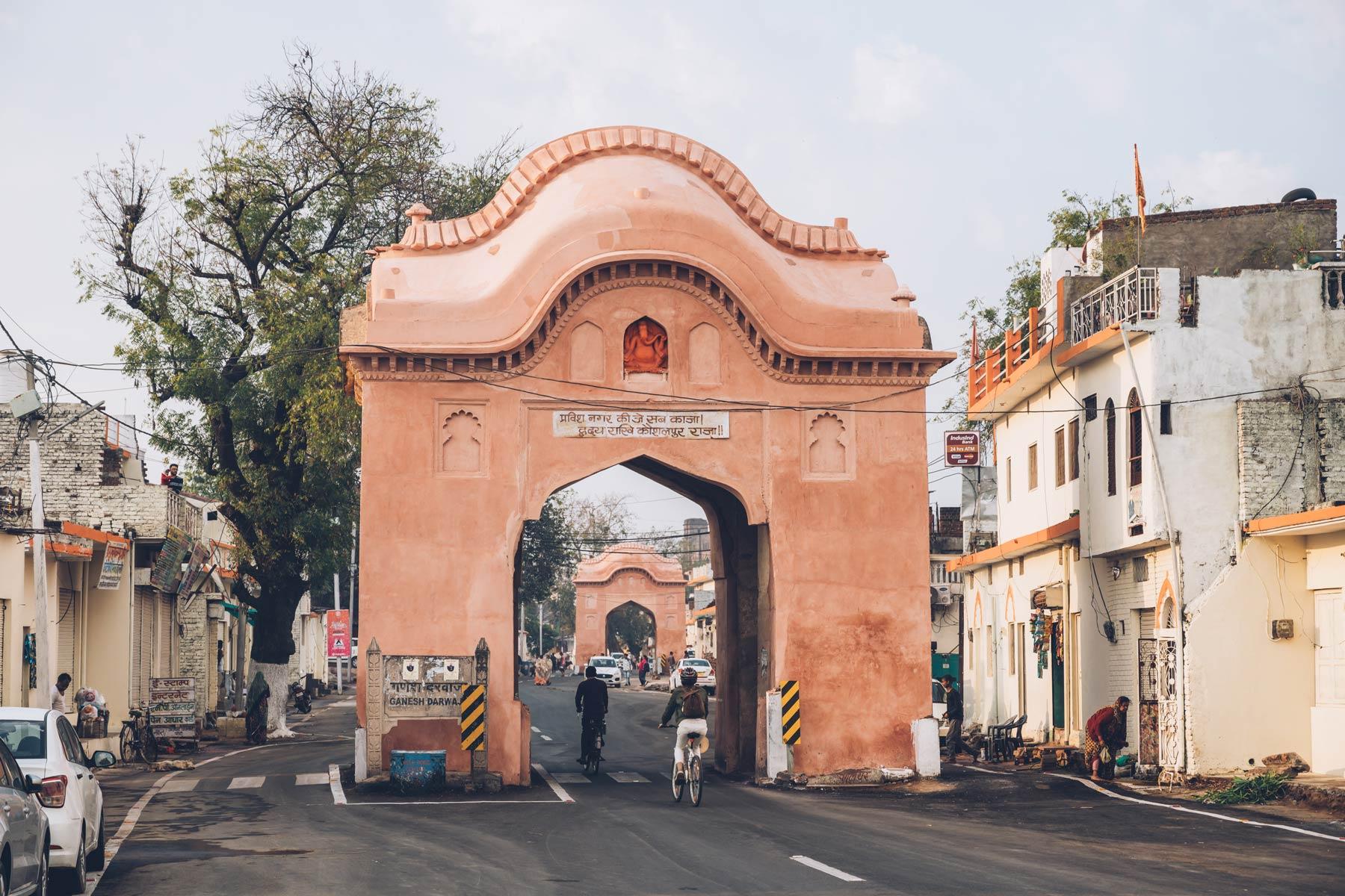 Orchha, Inde