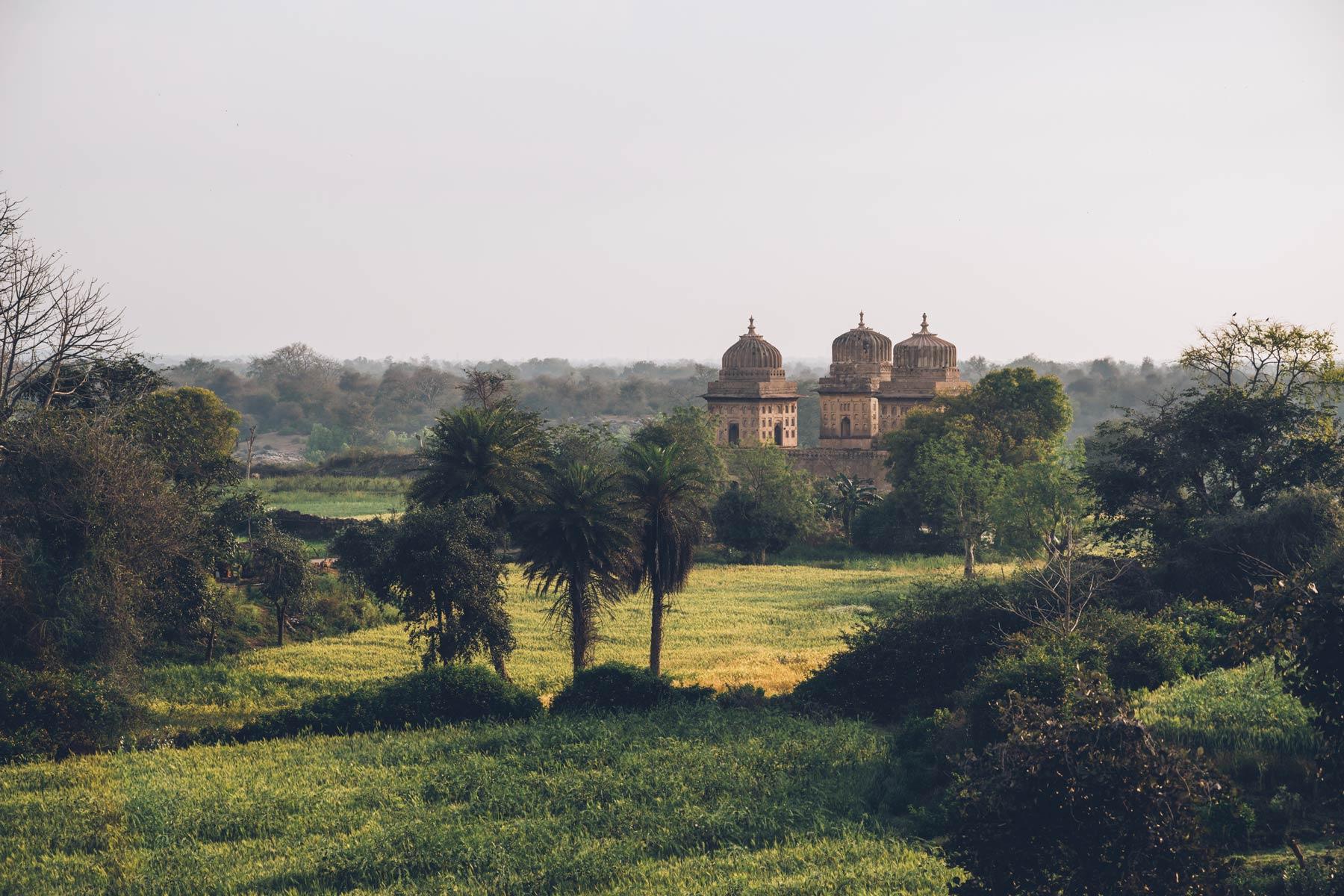 Inde, Orchha