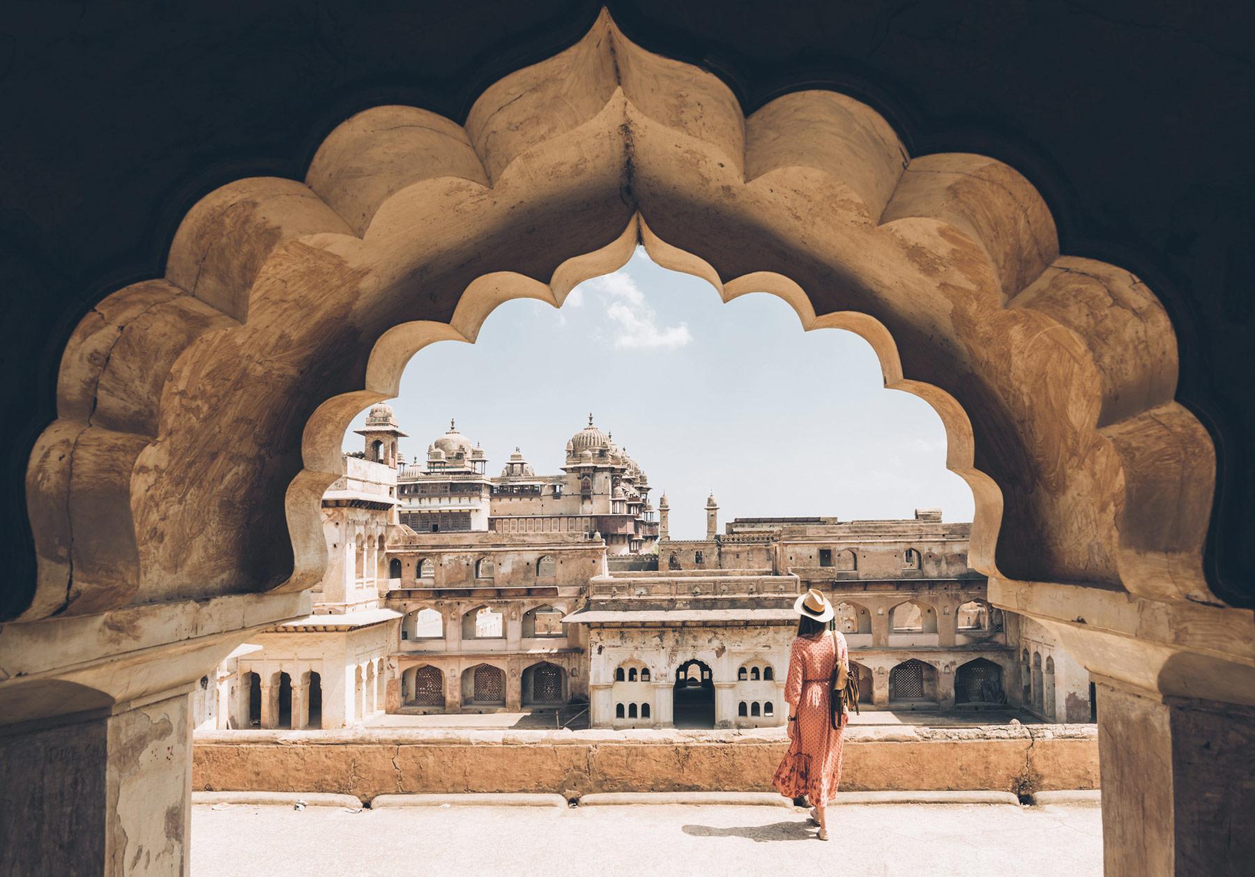 Orchha, Madhya Pradesh, Inde