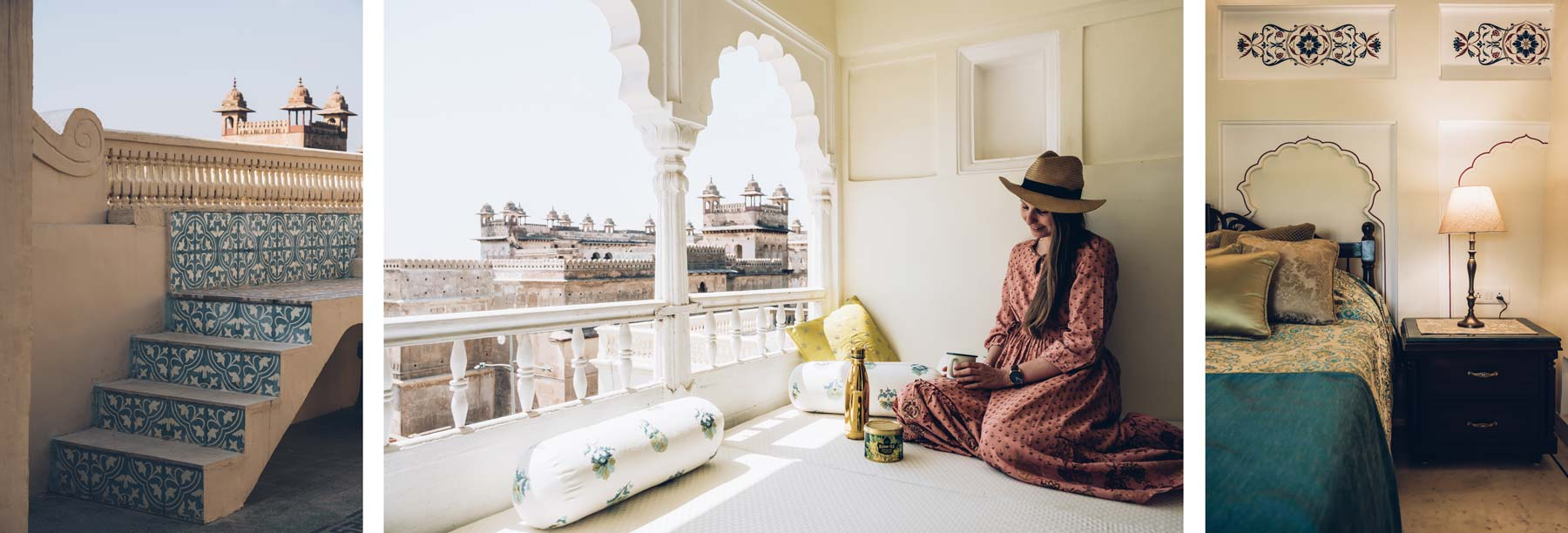 Hotel Orchha, Inde