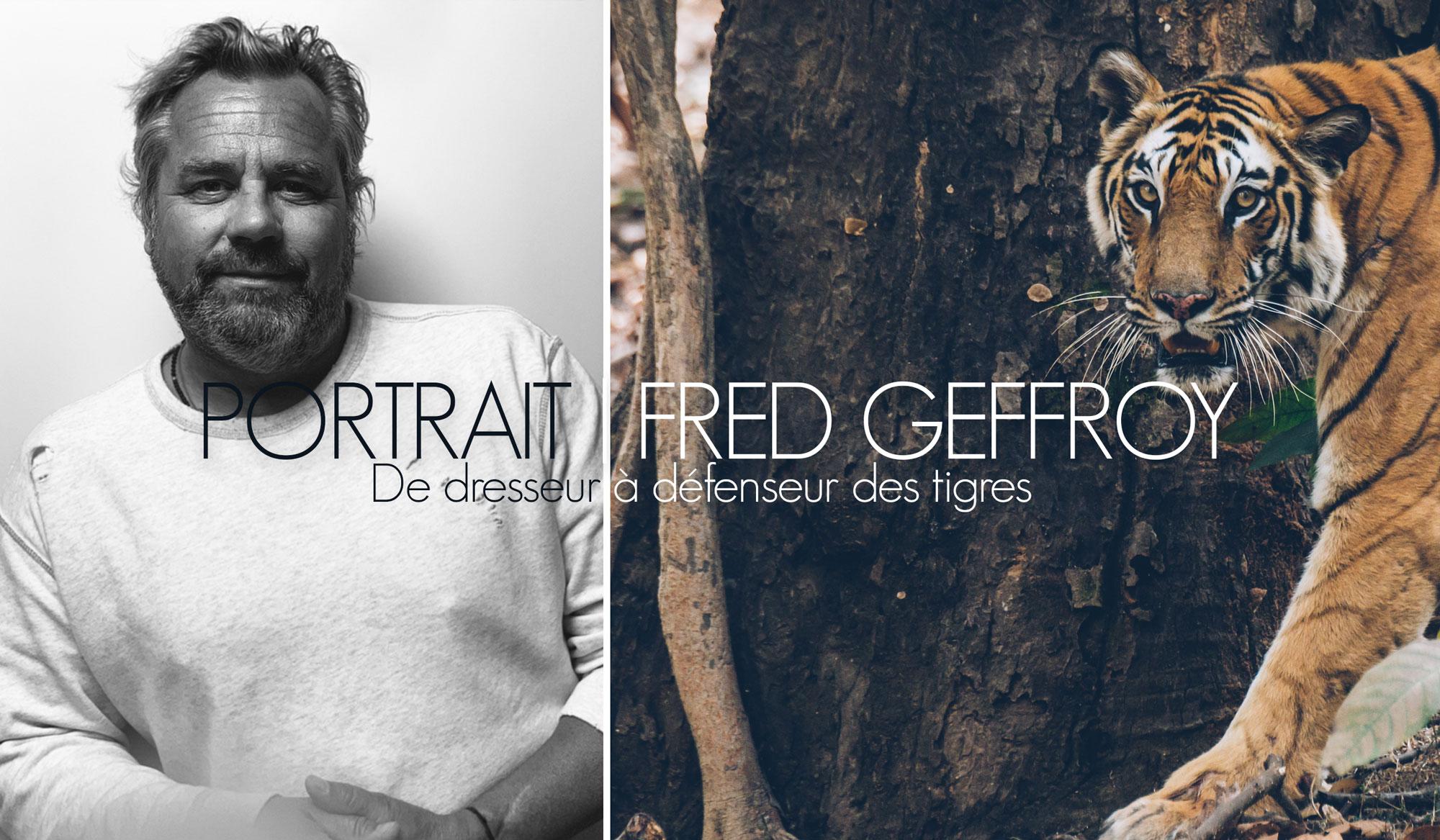 Portrait Fred Geffroy