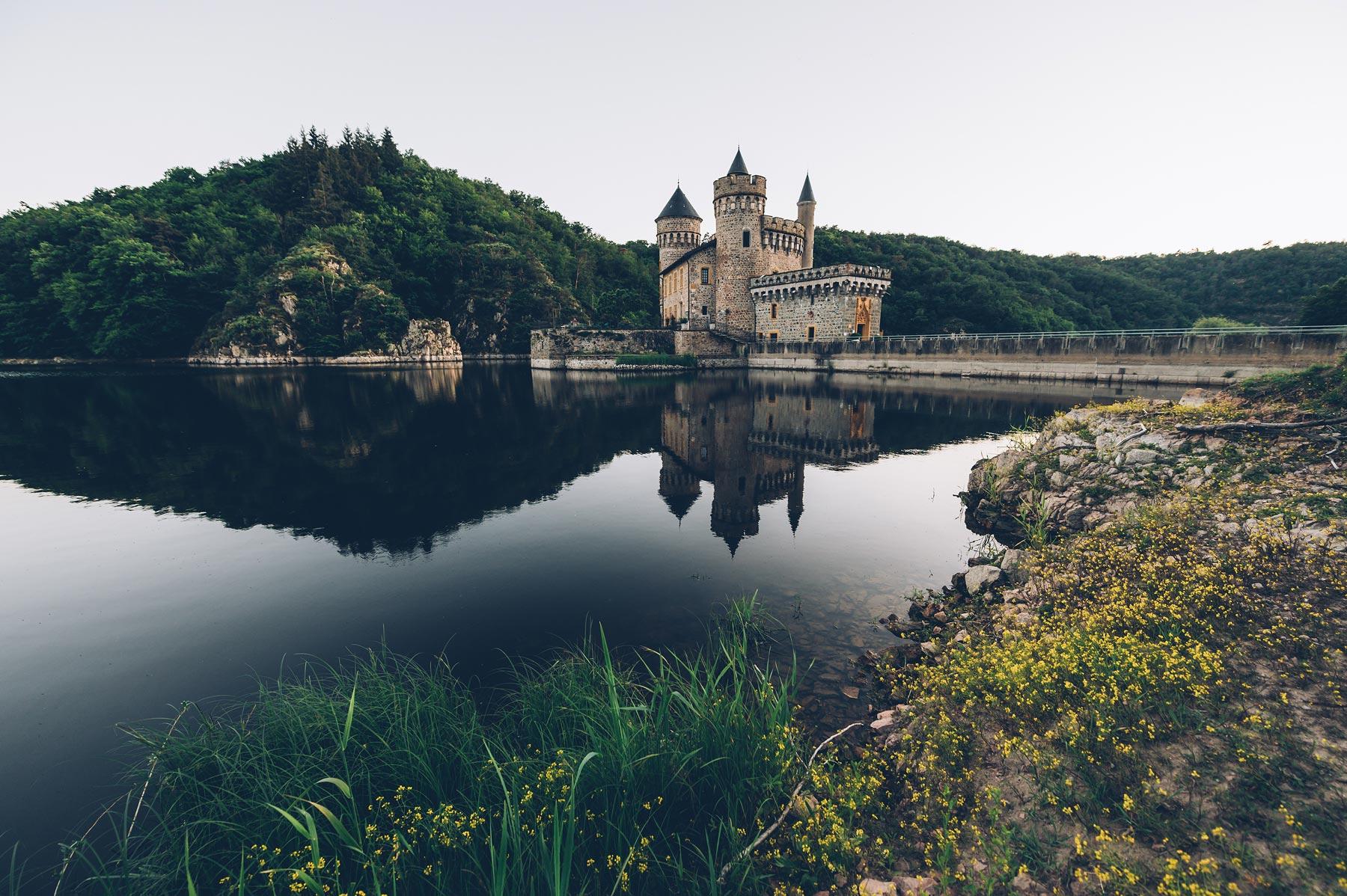 Chateau de la Roche, Loire
