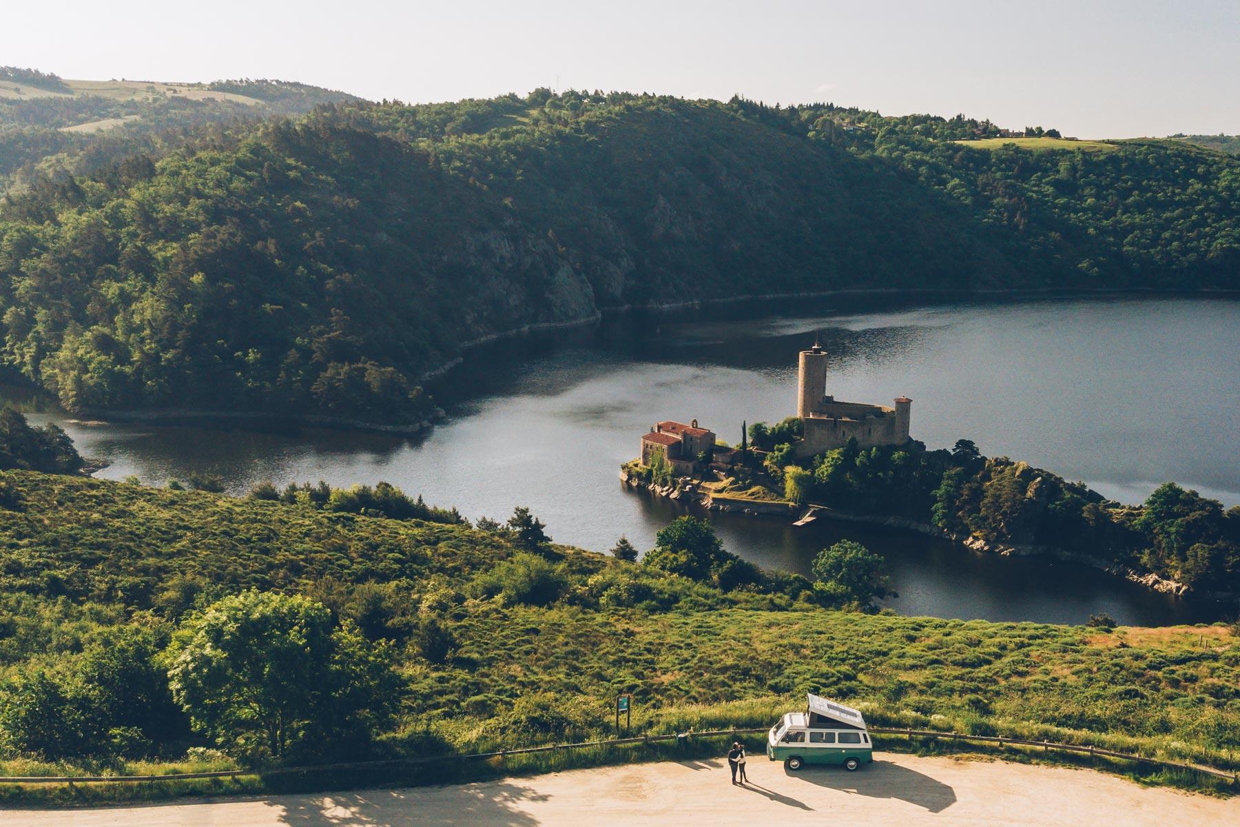 Lac de Grangent, Loire