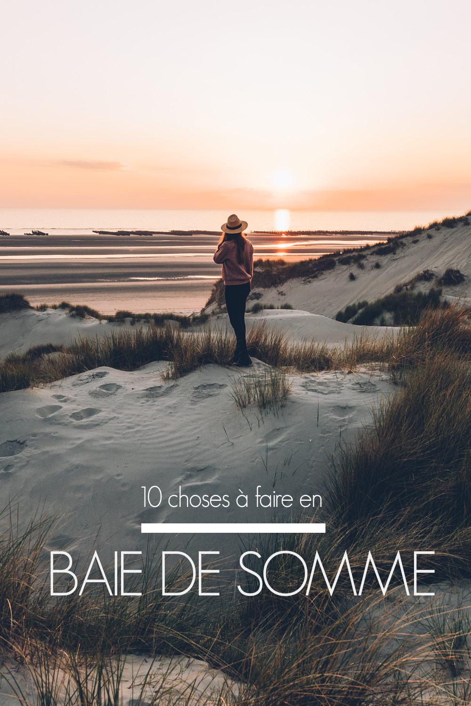 10 choses à faire en Baie de Somme
