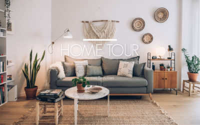 HOME TOUR | DANS LA CASA BESTJOBERS!