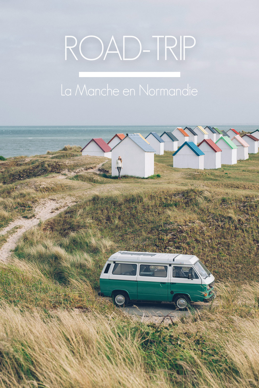 Road Trip en Normandie, La Manche