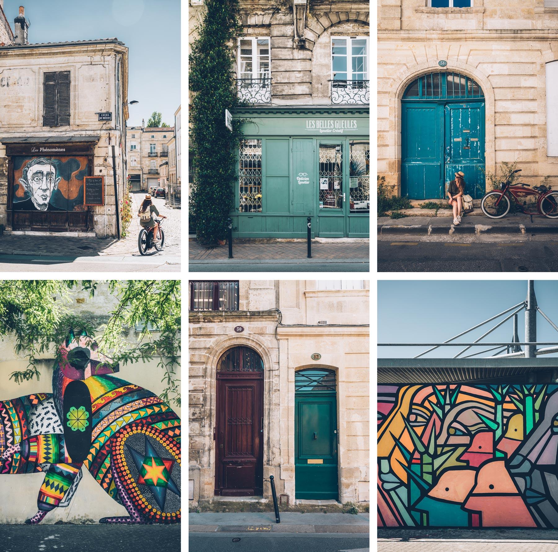 Quartier des Chartrons, Bordeaux