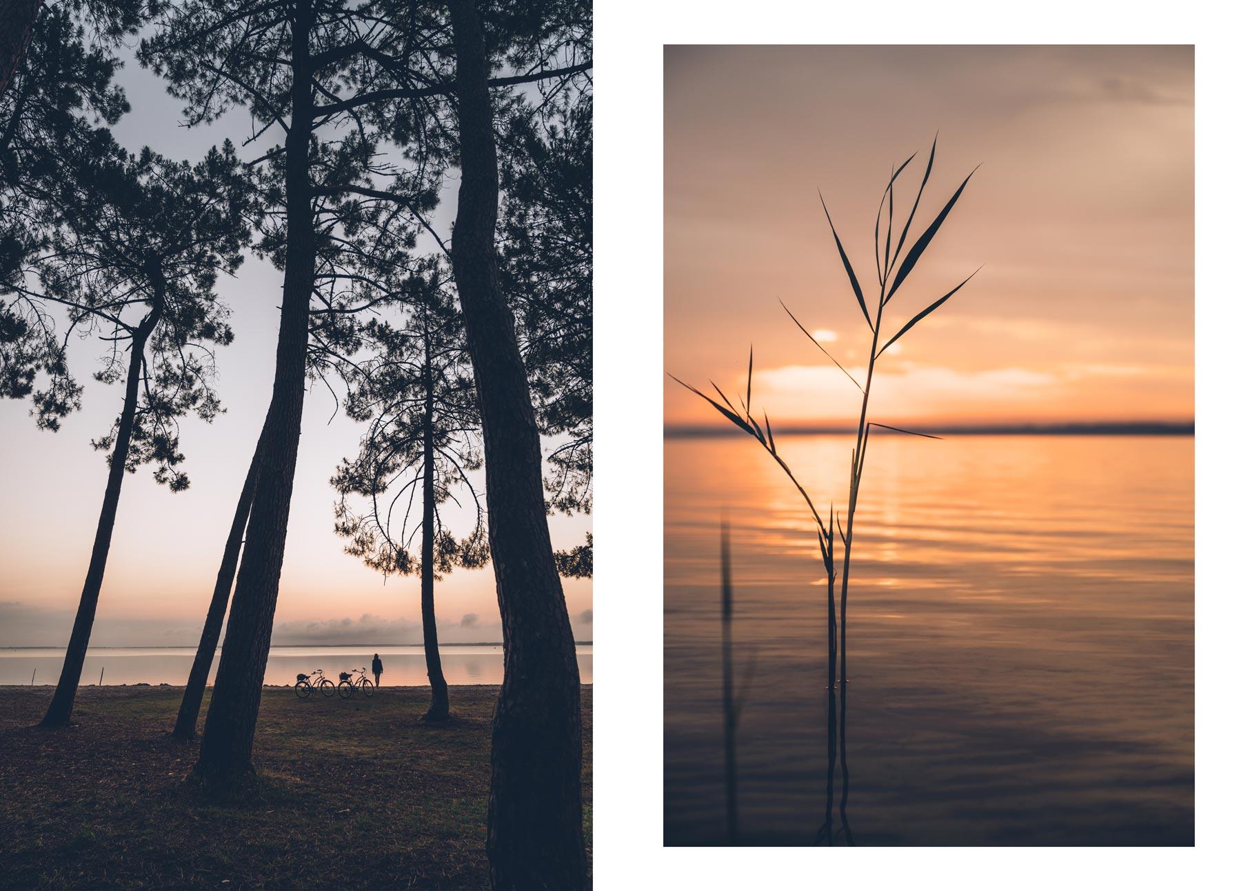 Lac Biscarrosse, Les Landes
