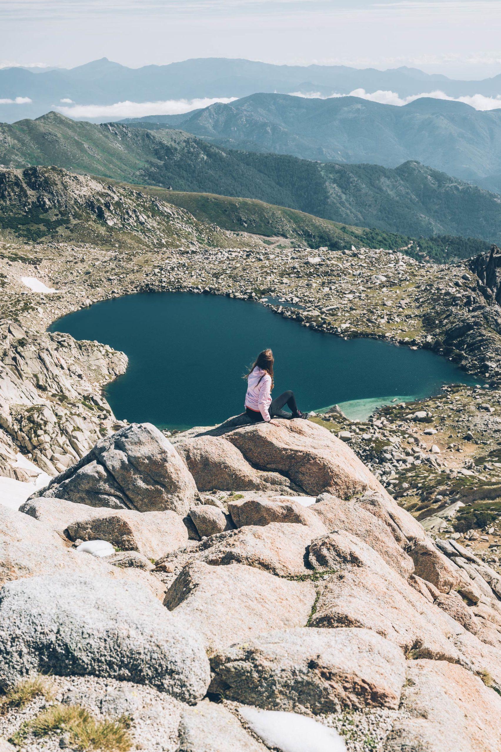 Lac Bastani, Corse