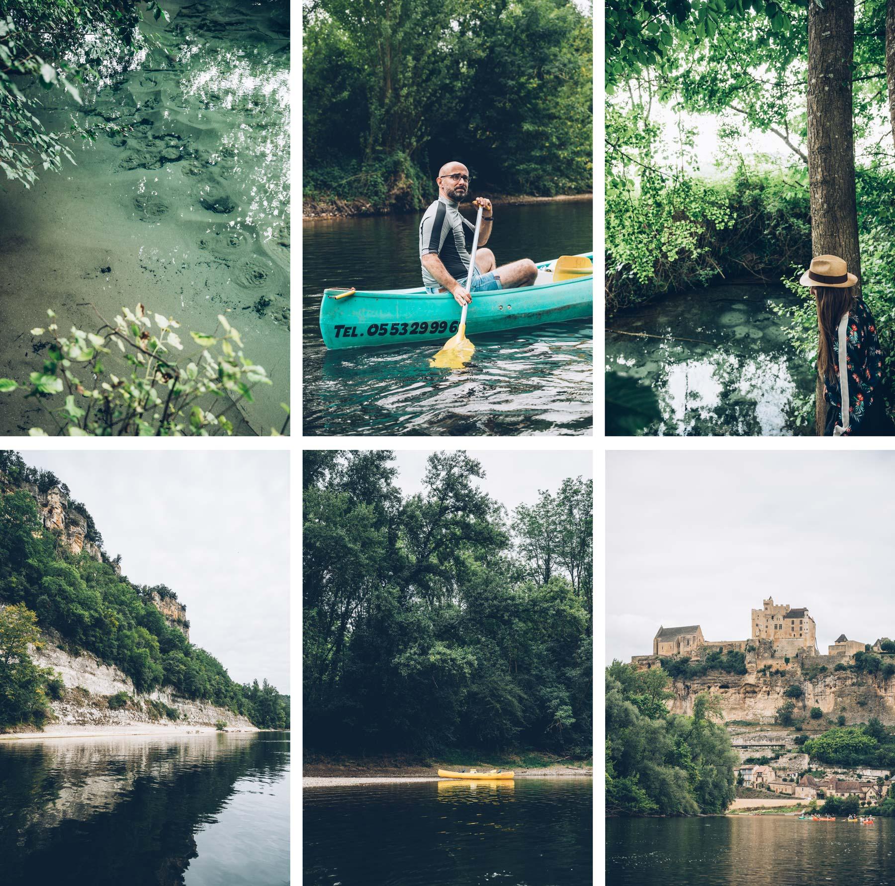 Canosphere, meilleure location canoe sur le Dordogne