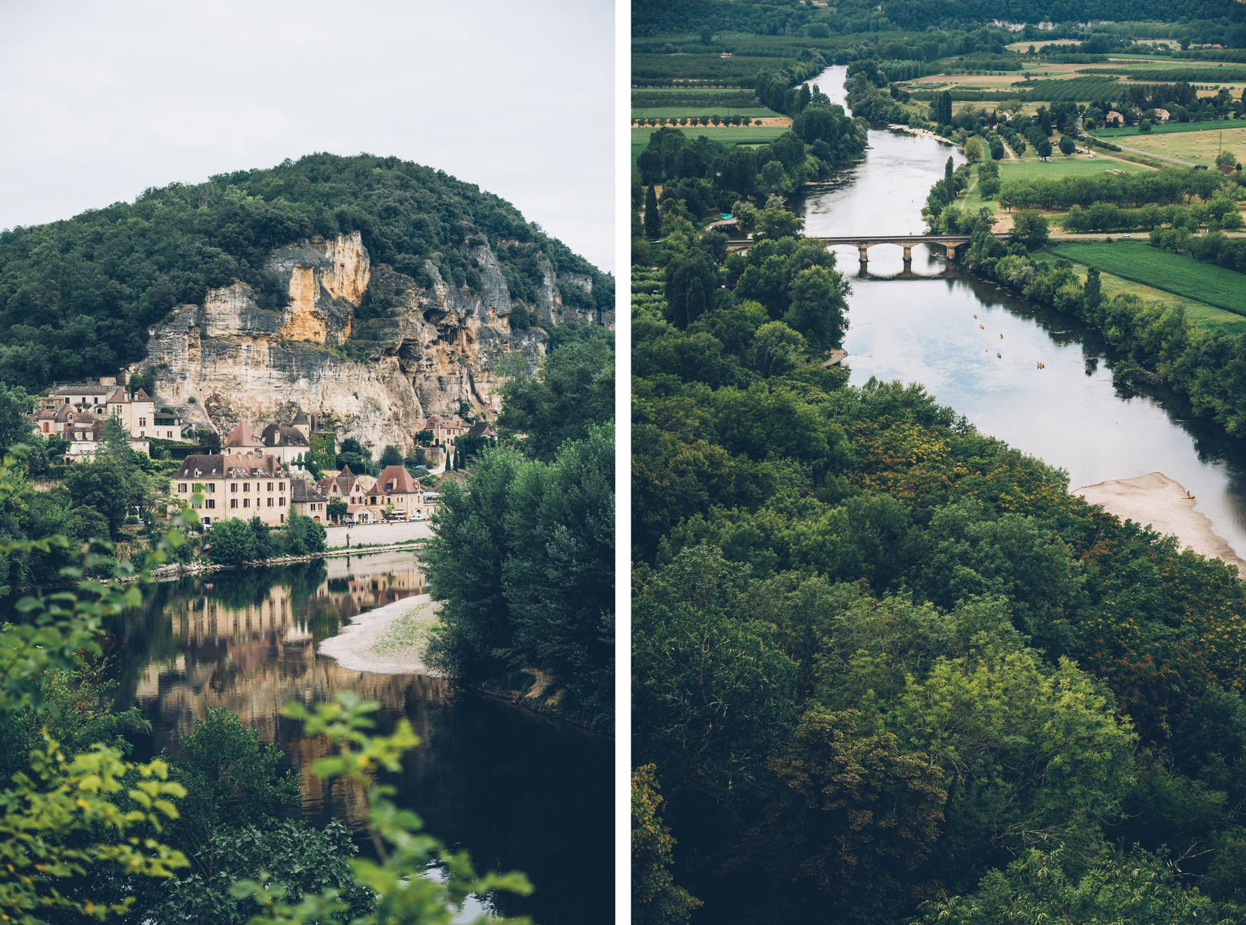 Villages Dordogne