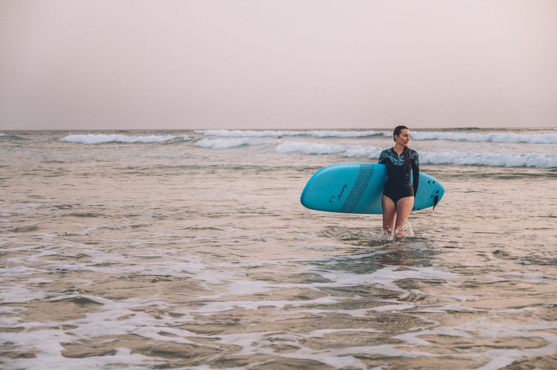 Cours de surf à Biscarrosse Plage