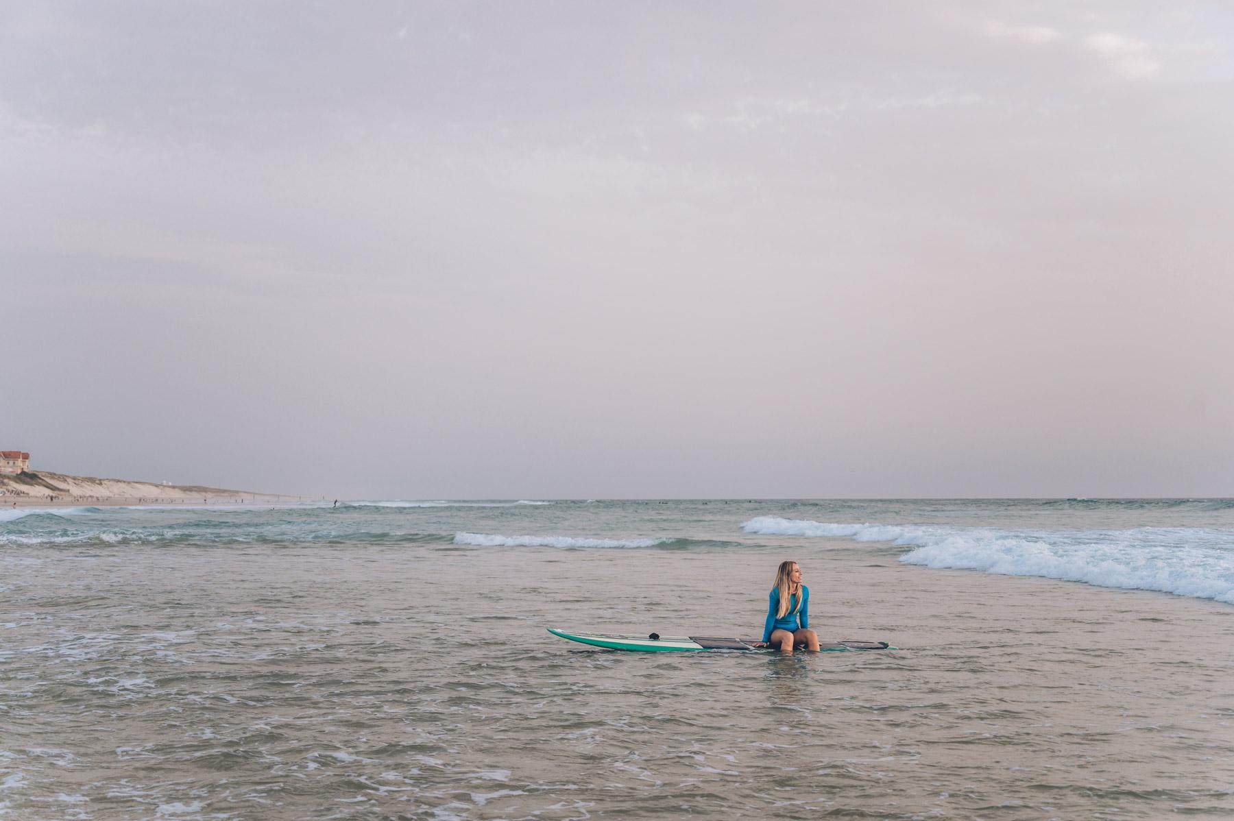 Dhélia, Surf Palace Biscarrosse