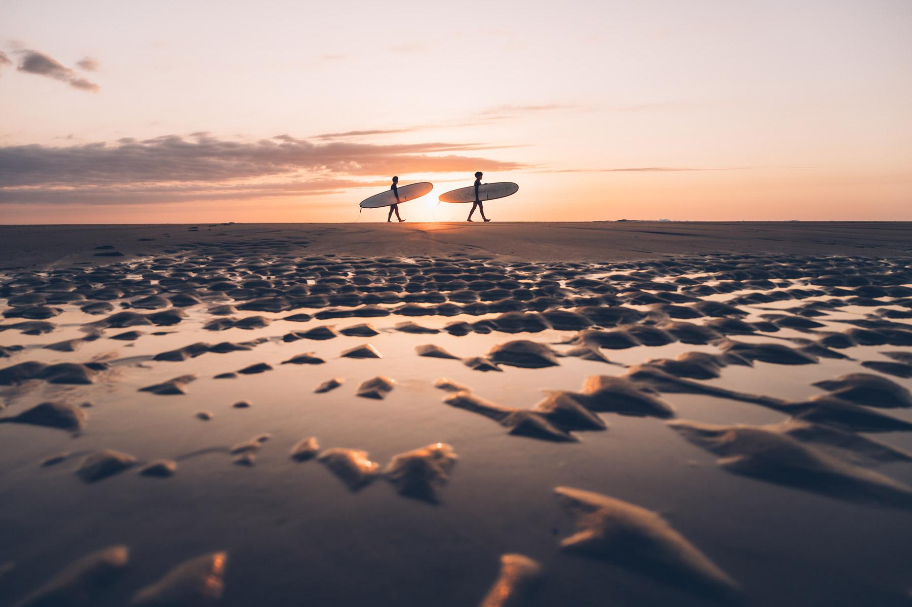 Biscarrosse, Kiwi Surf