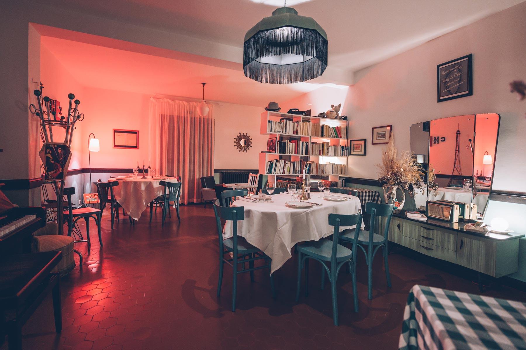 Chez Marie en Corse, Bonne adresse restaurant