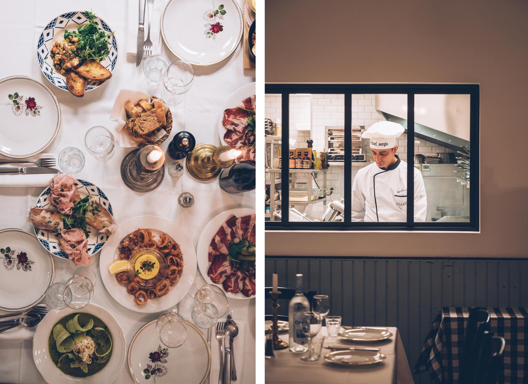 Restaurant tendance en Corse