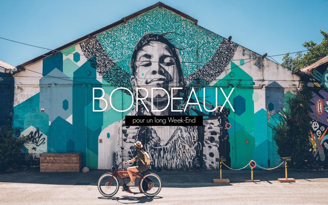 Week End à Bordeaux, Blog Voyage