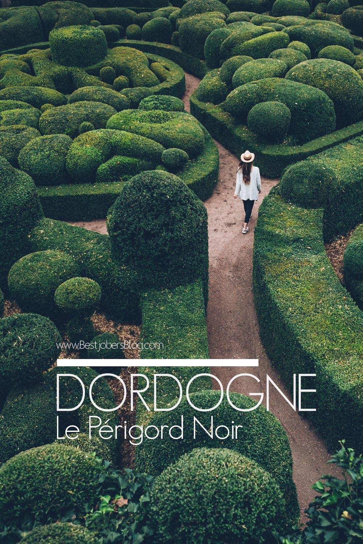 Le Périgord Noir en Dordogne, Blog