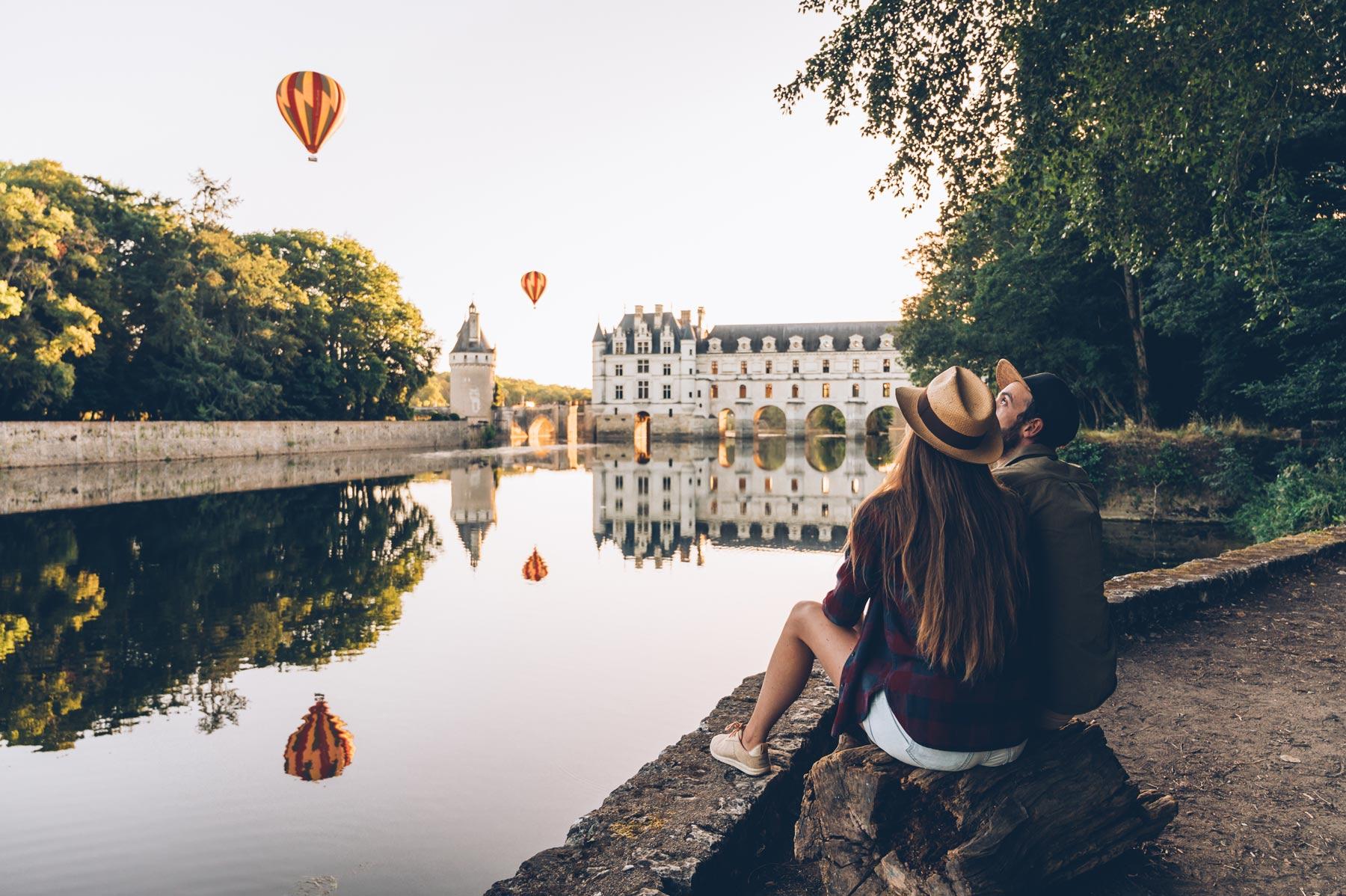 Chenonceau, le plus beau chateau?