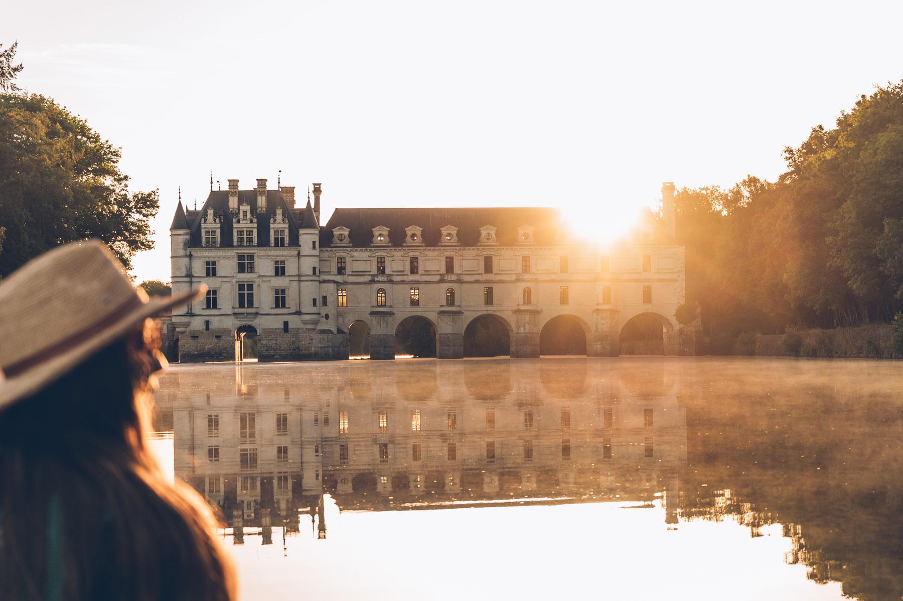 Canoe Chateau de Chenonceau