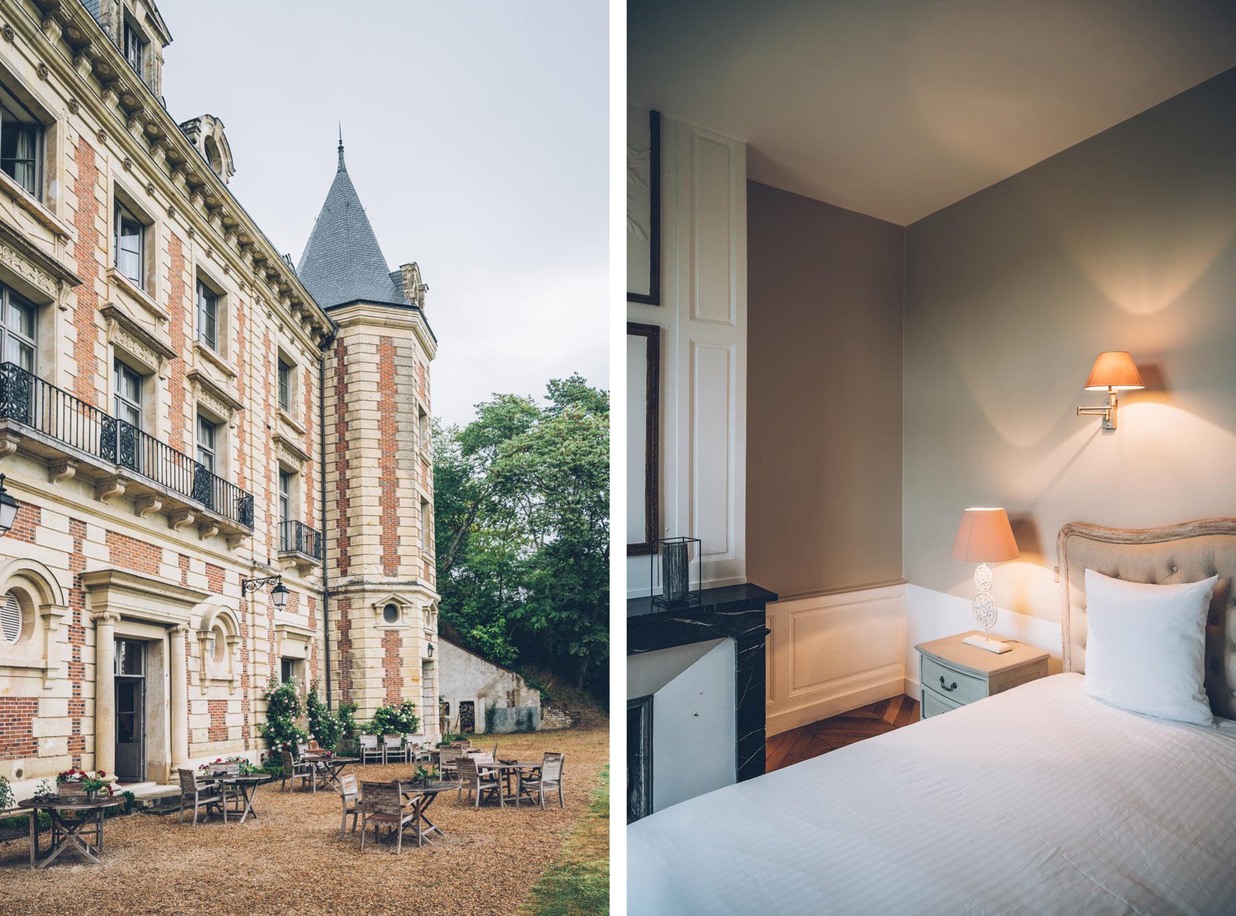 Chateau de Perreux, proche Amboise