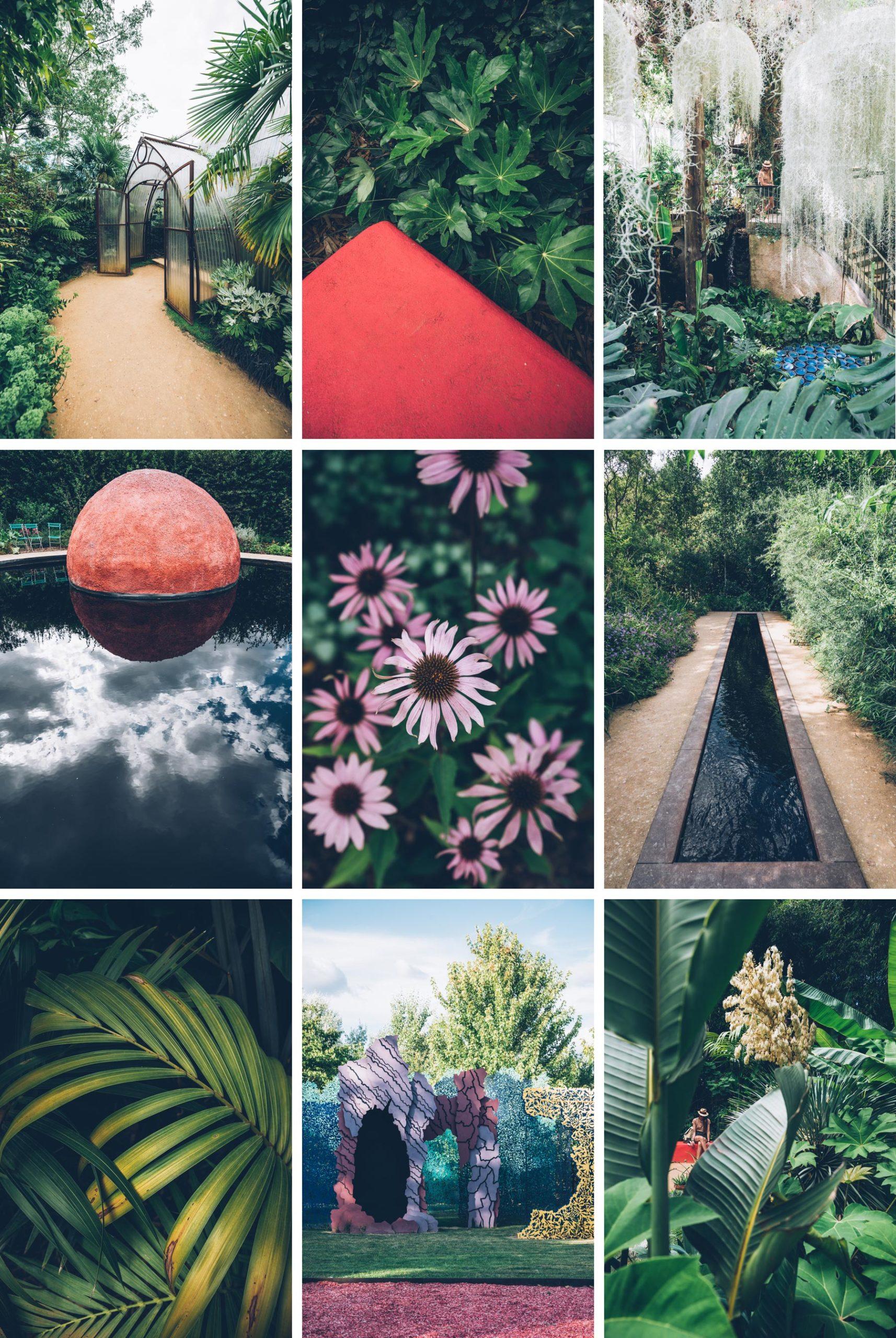 Les jardins de Chaumont