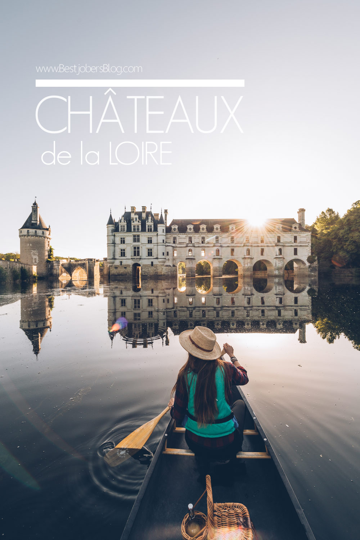 Les Châteaux de la Loire, Blog
