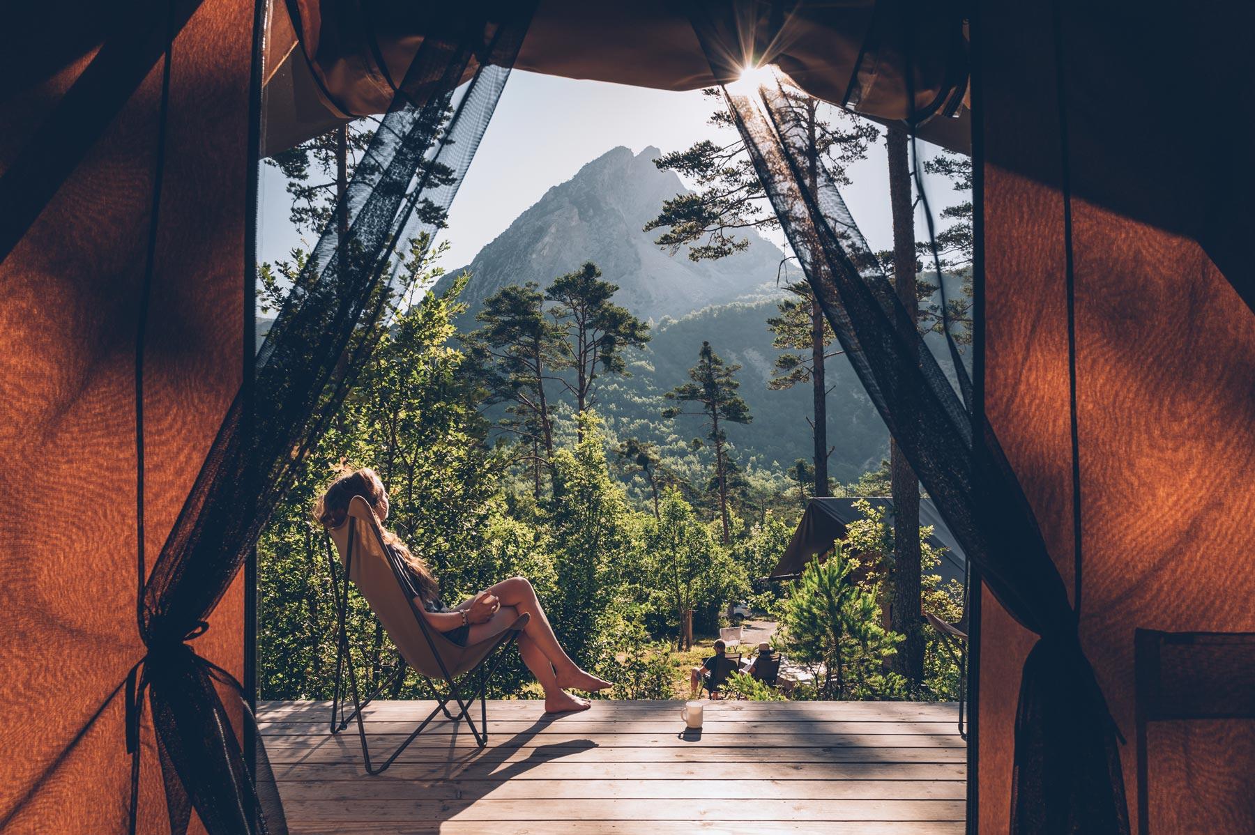 Camping Huttopia, Gorges du Verdon