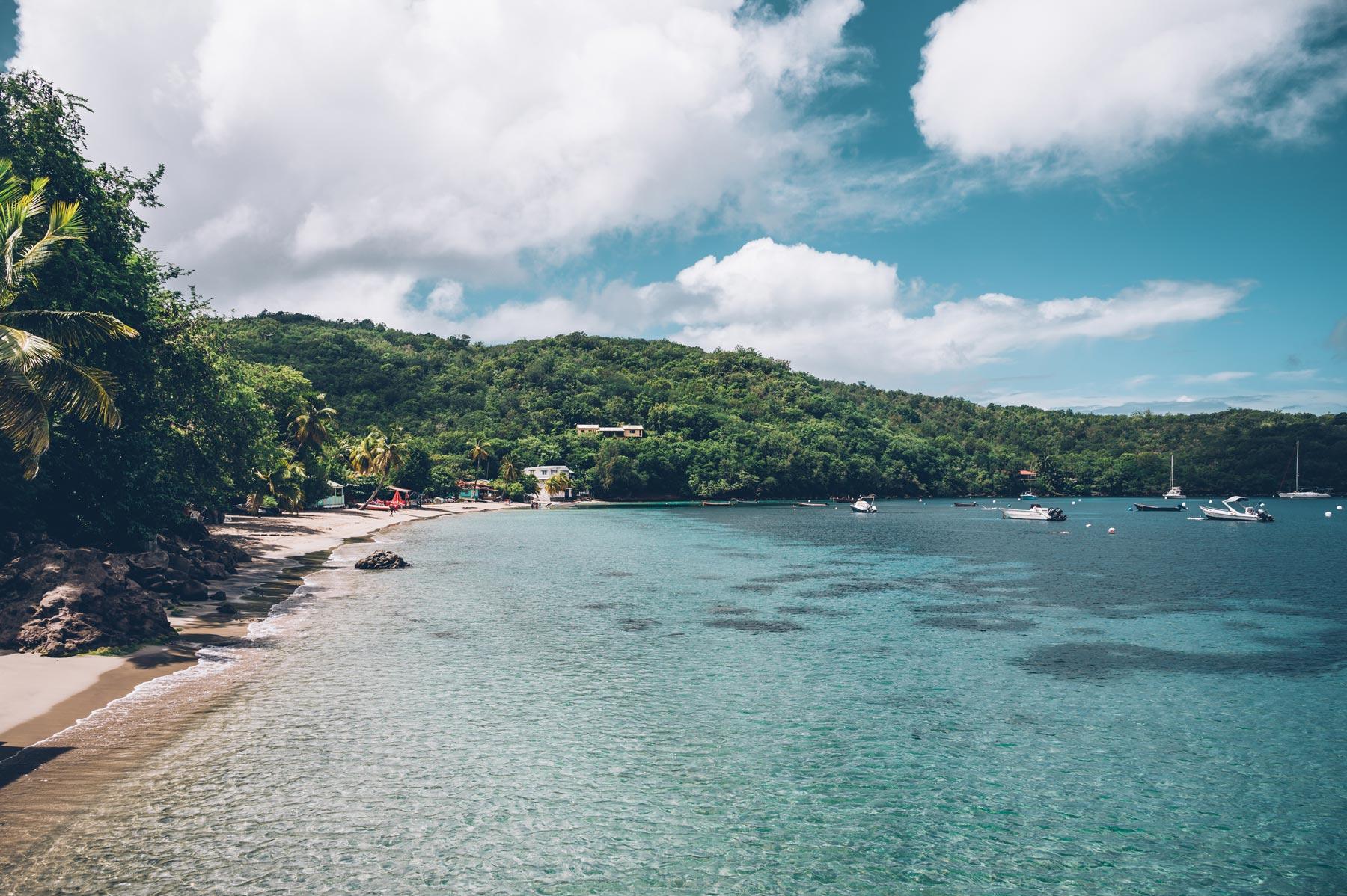 Grande Anse, Anses d'Arlet