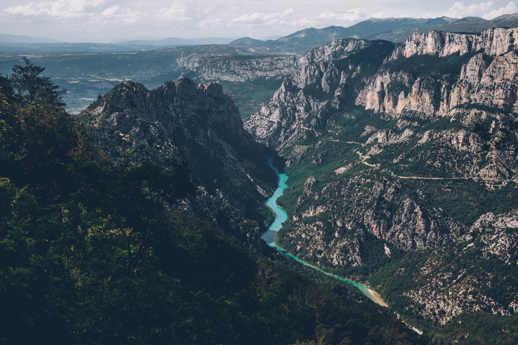 Gorges du Verdon, Blog