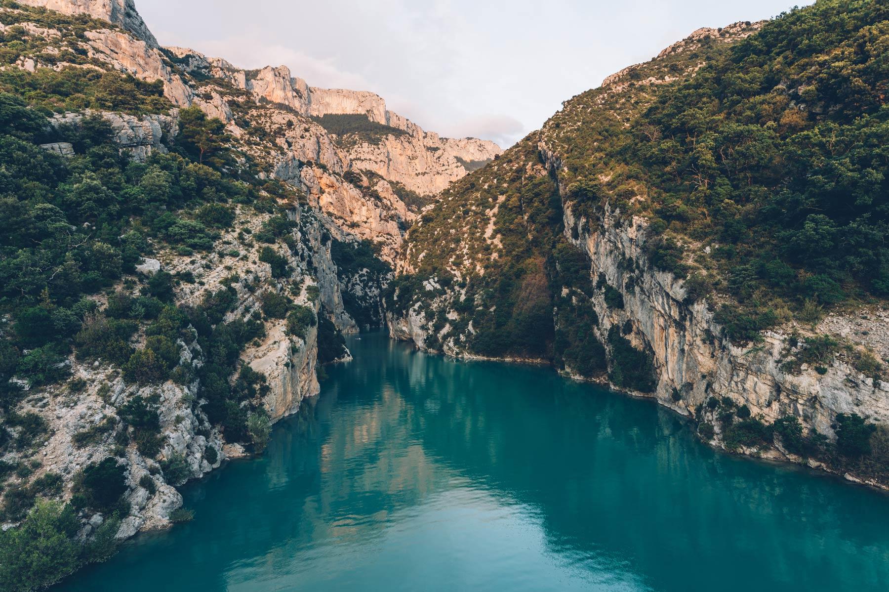 Lac de Sainte Croix, Verdon