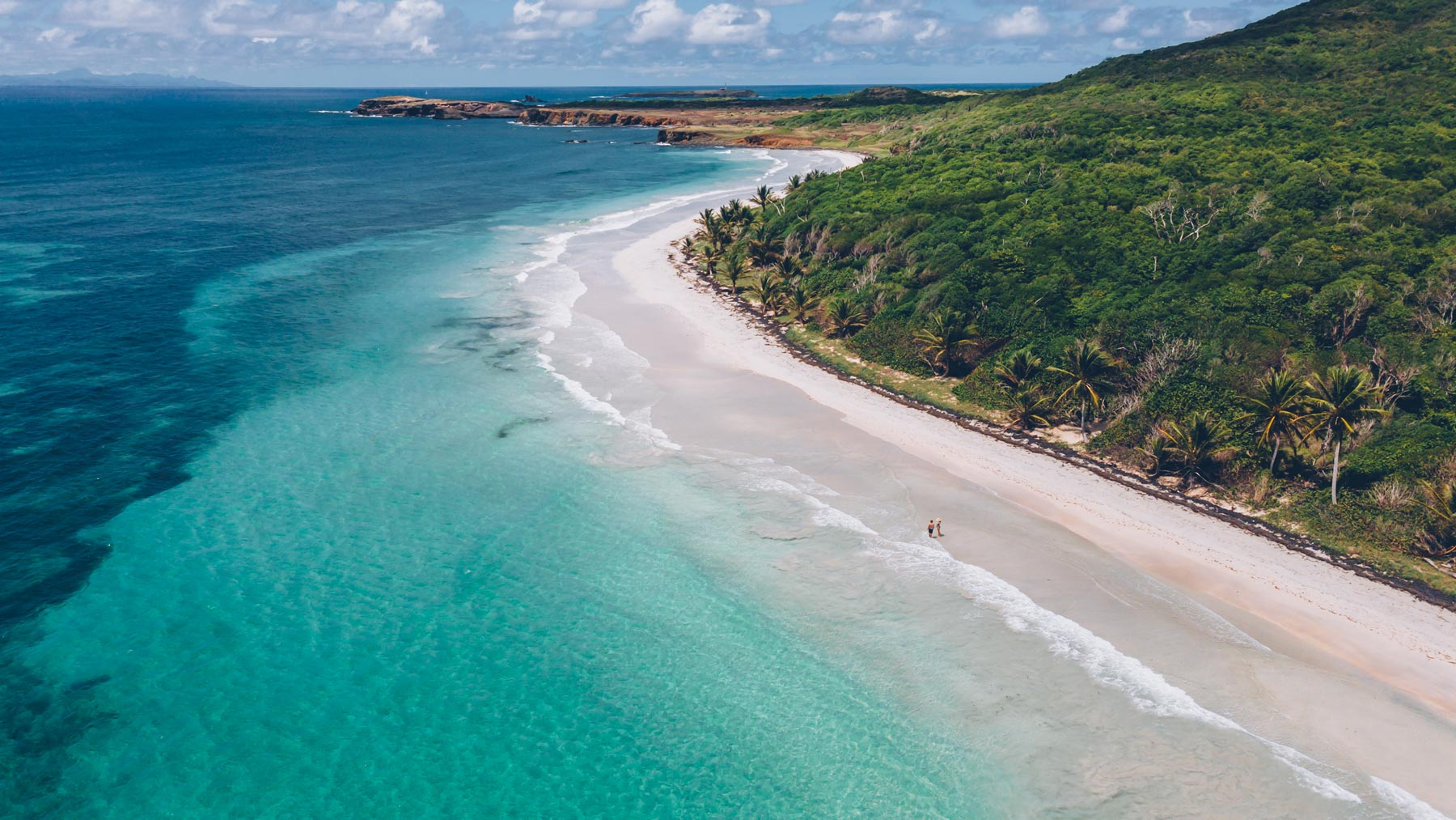 Belle plage Martinique: Anse Trabaud
