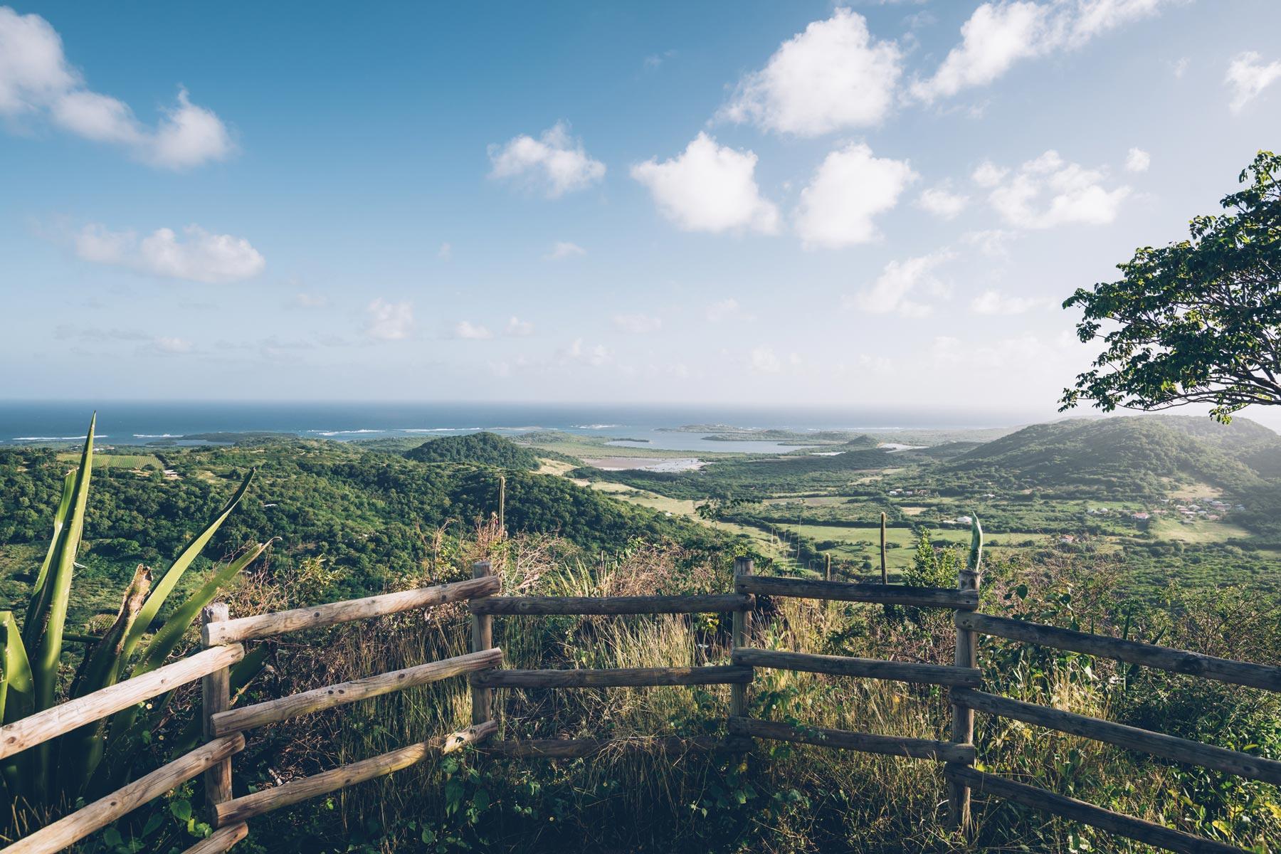 Piton Crève Coeur, Martinique